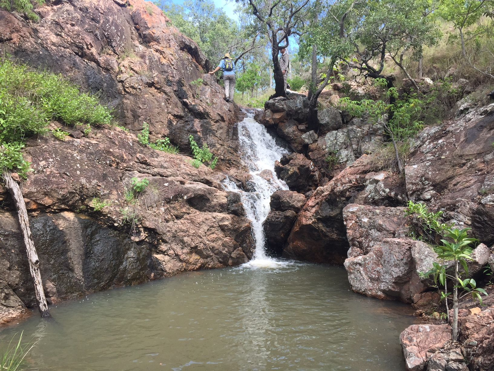 Florence's Gorge, Stuart Creek, Wulguru