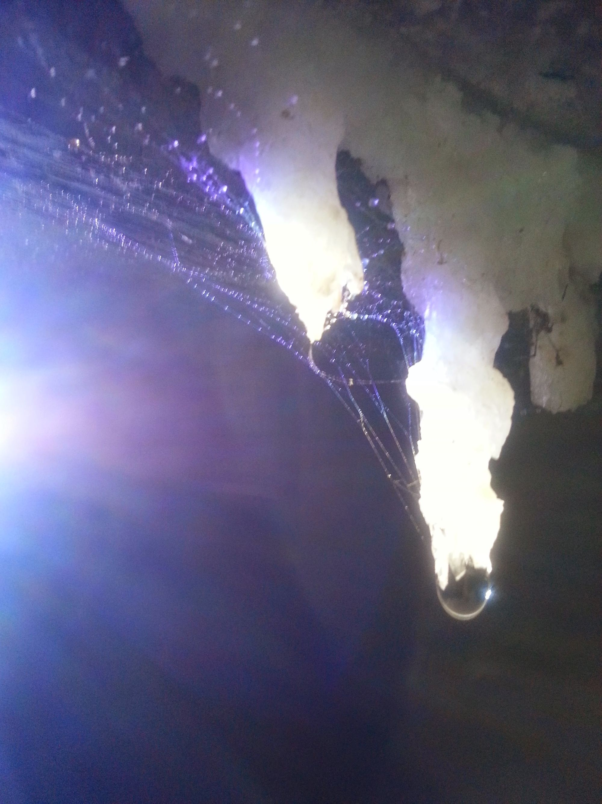townsville stormwater drain stalactites
