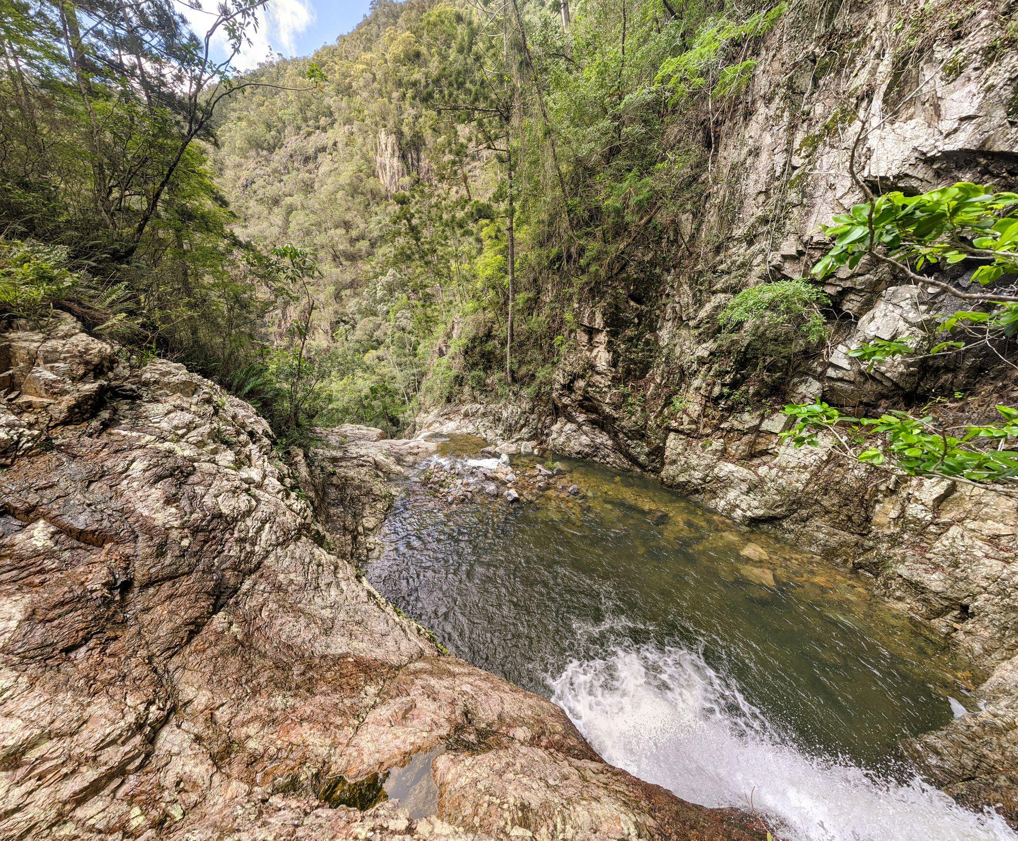Mobile Creek pano