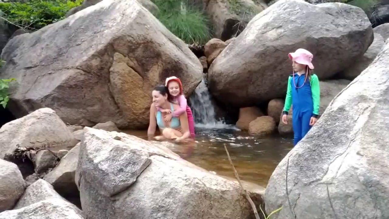 Arthur Bay Falls