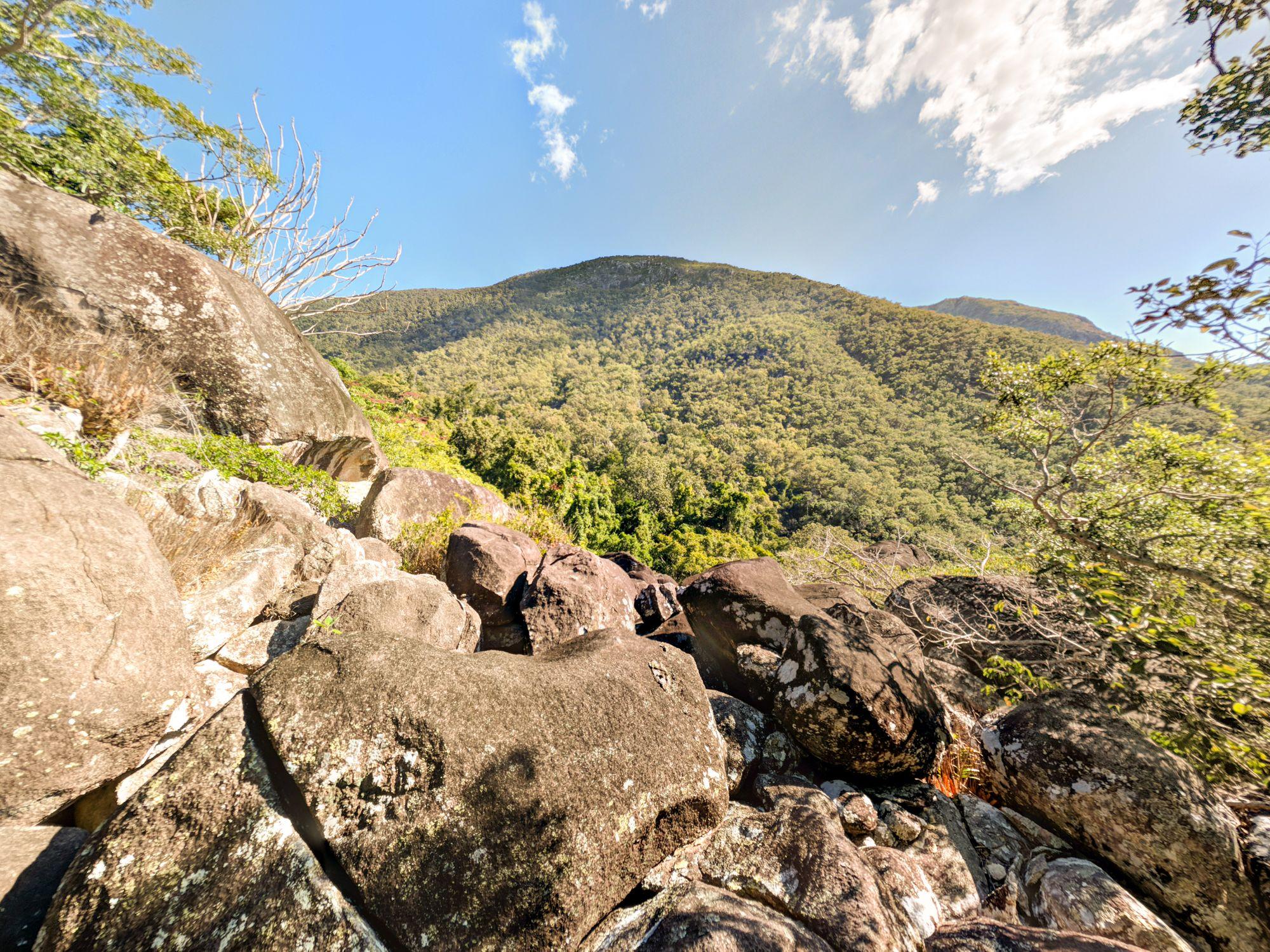 boulder slopes