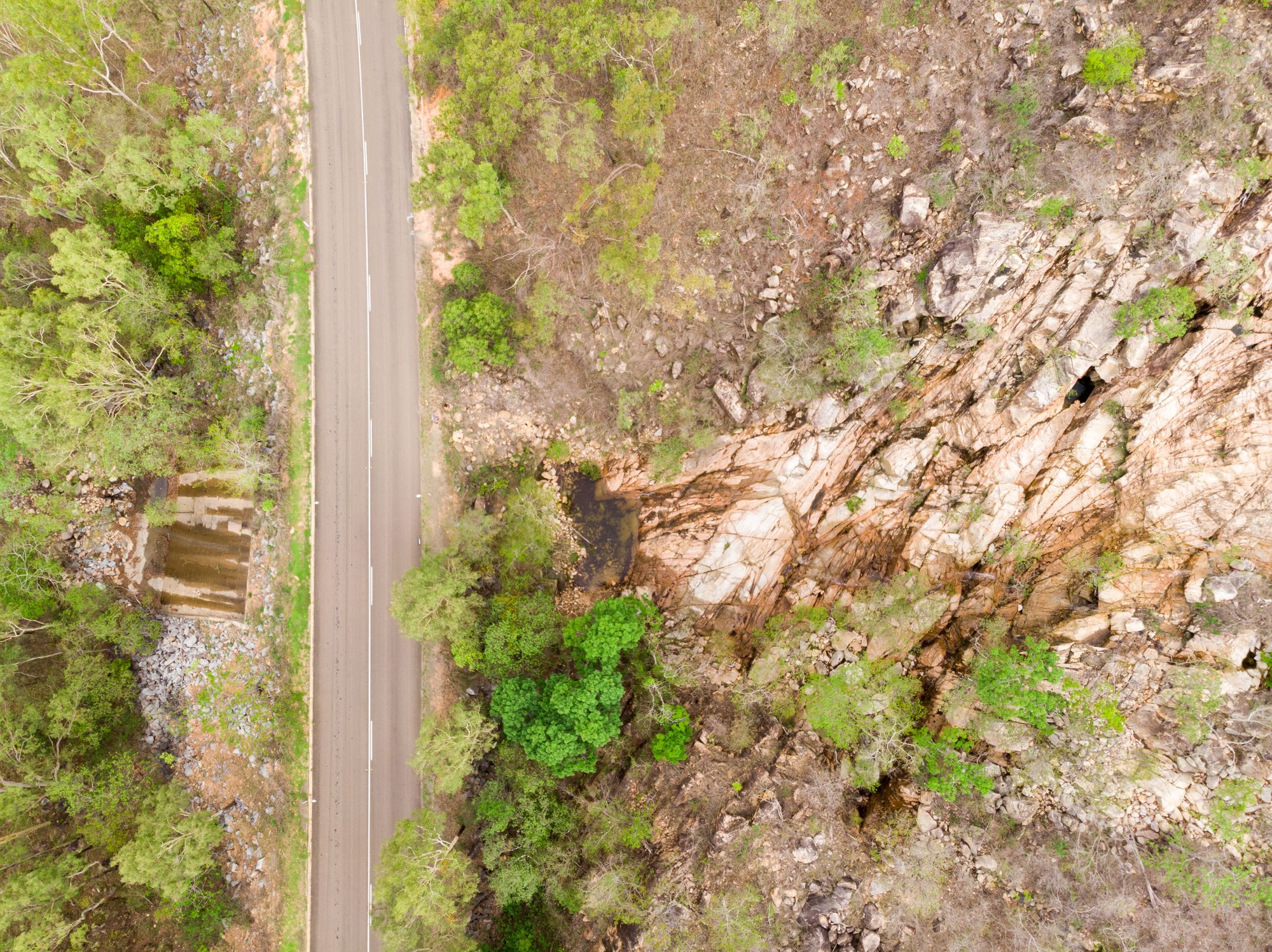 Hervey Range Bridal Falls Townsville