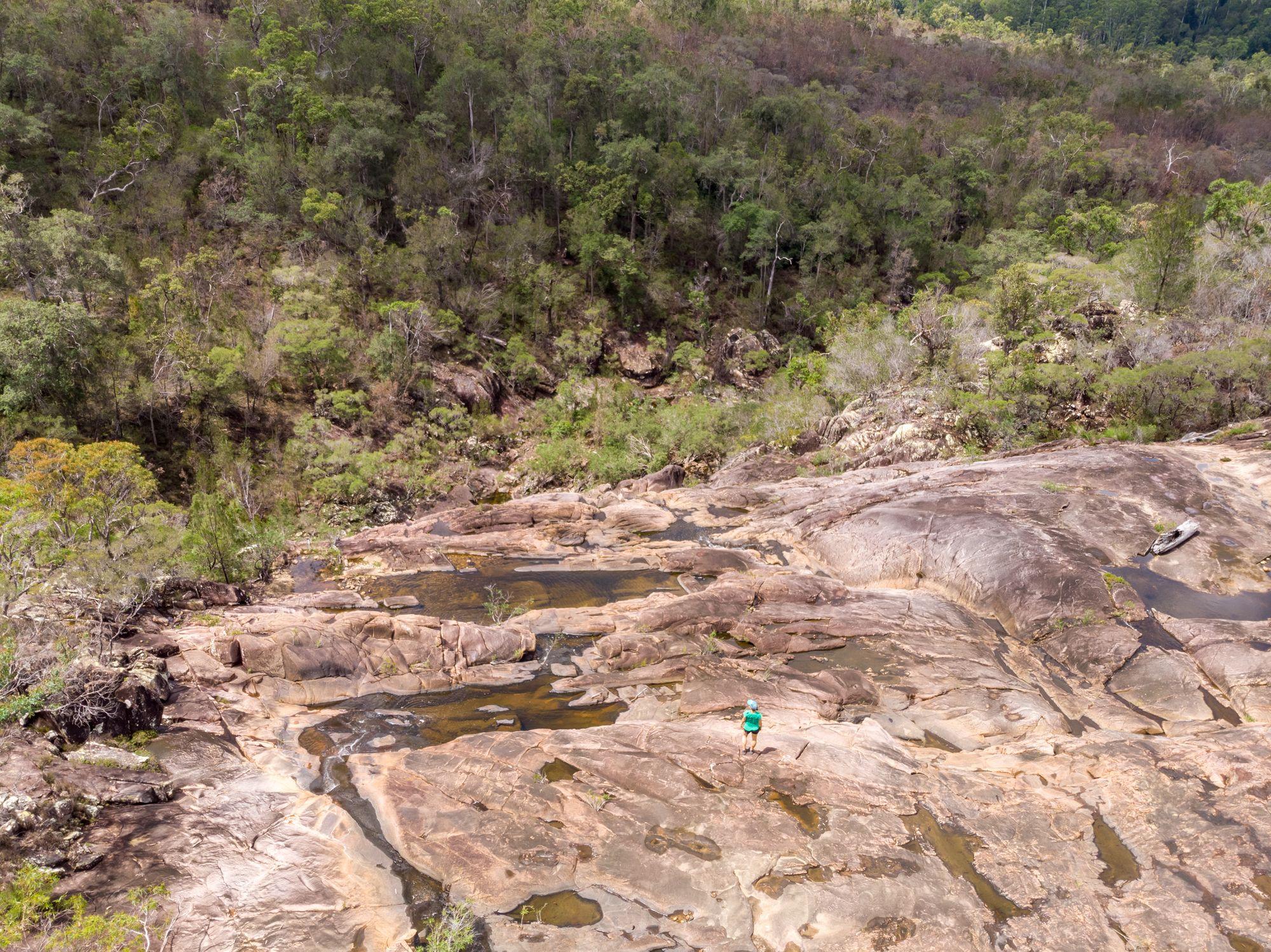forgotten falls paluma range
