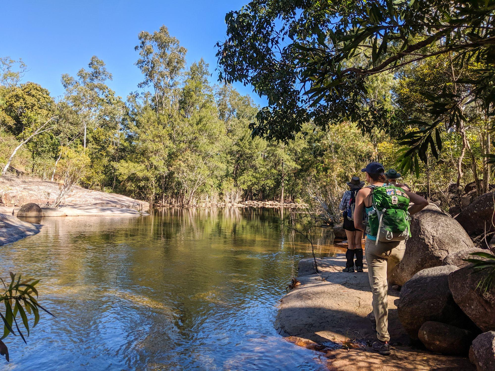 major creek swimming pool