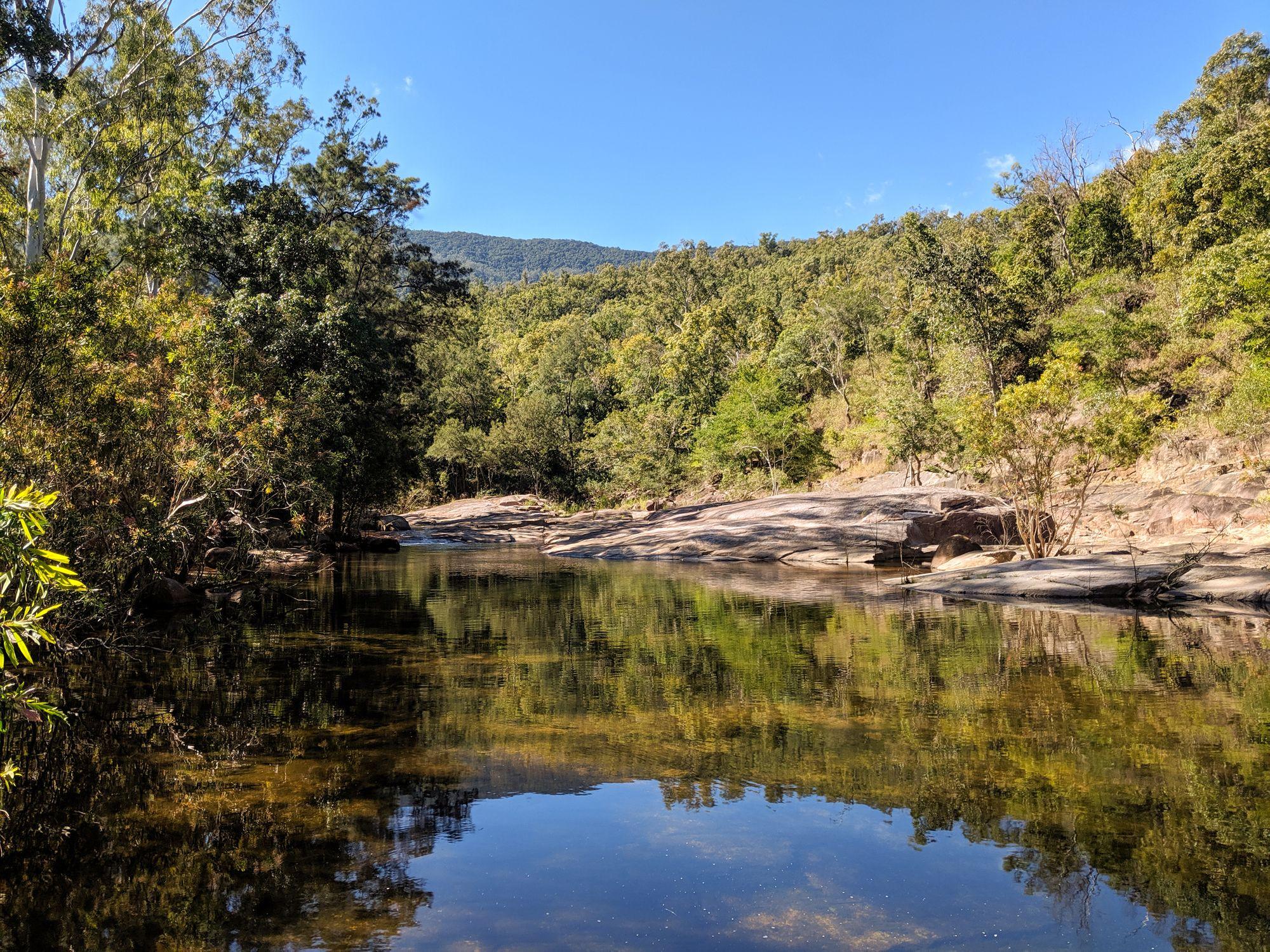 major creek waterhole