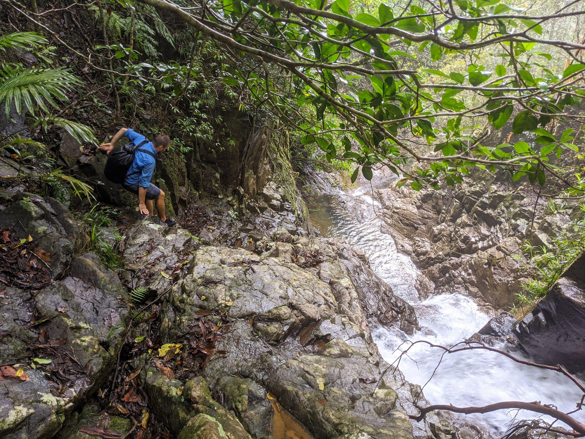 mobile creek slides