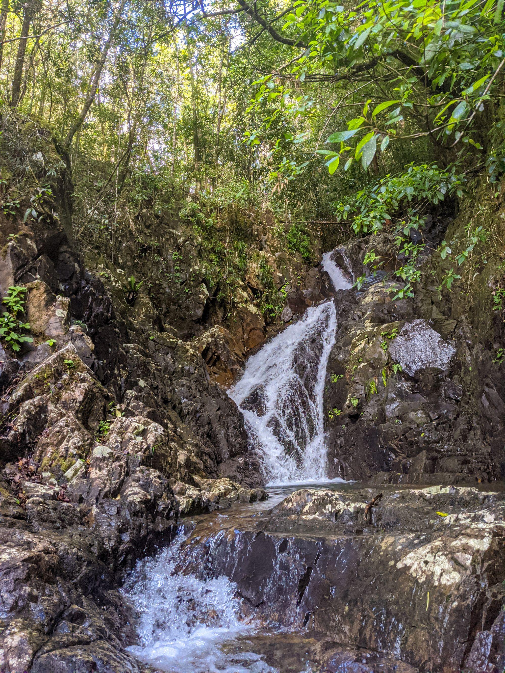 mobile creek waterfalls