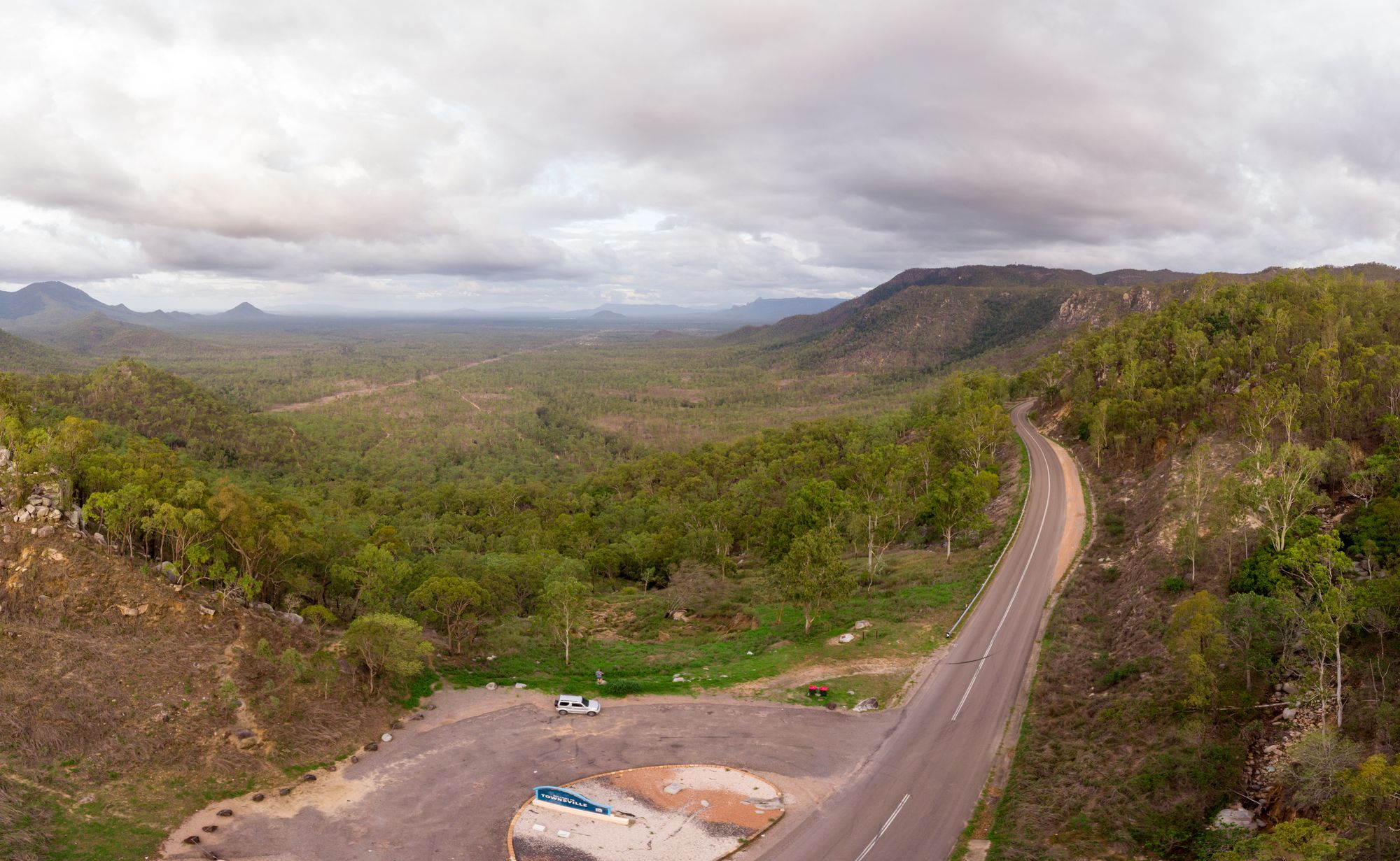 Pipers Lookout, Hervey Range
