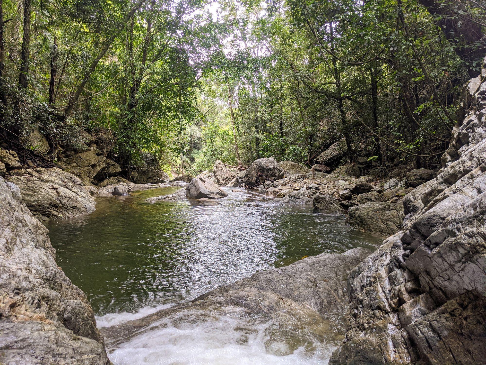 pool mobile creek