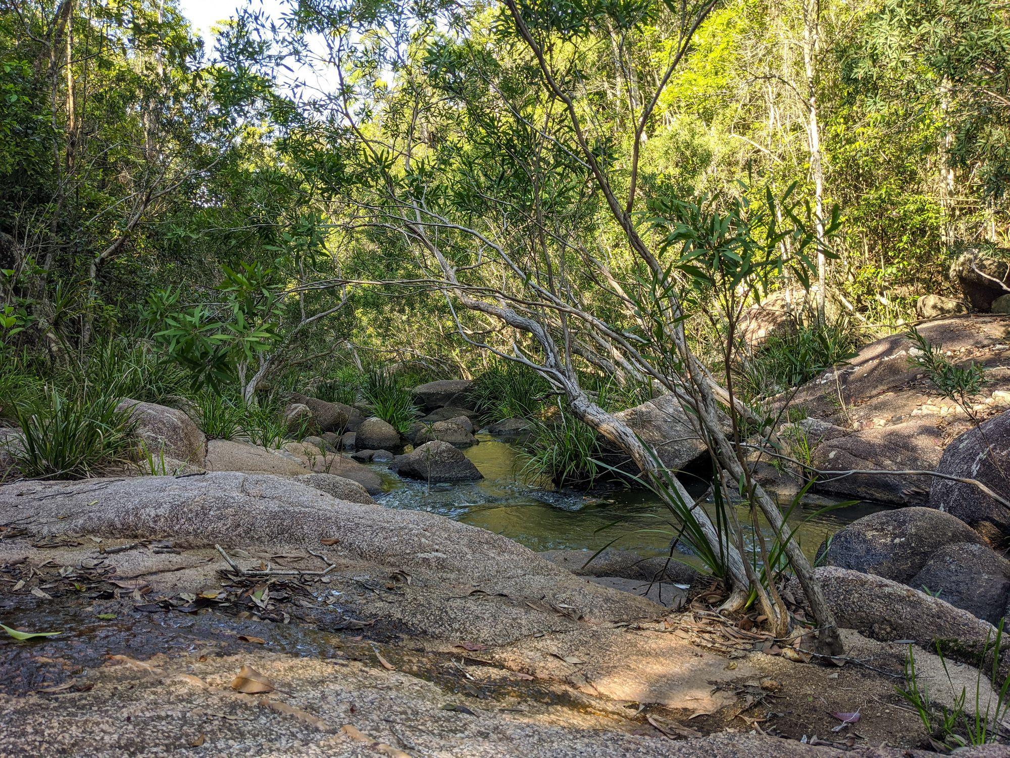 raspberry creek rock