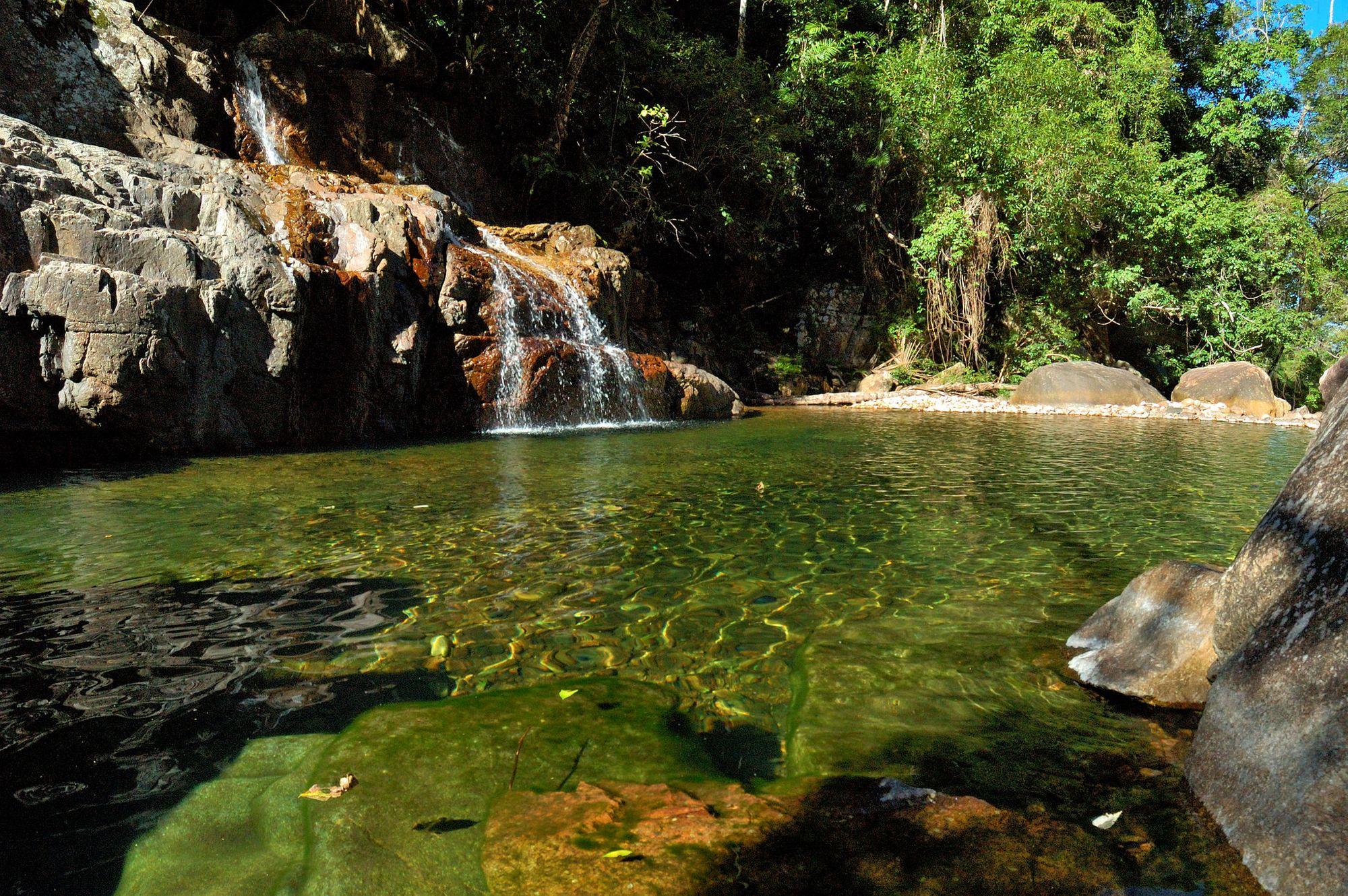 bullocky toms creek waterhole