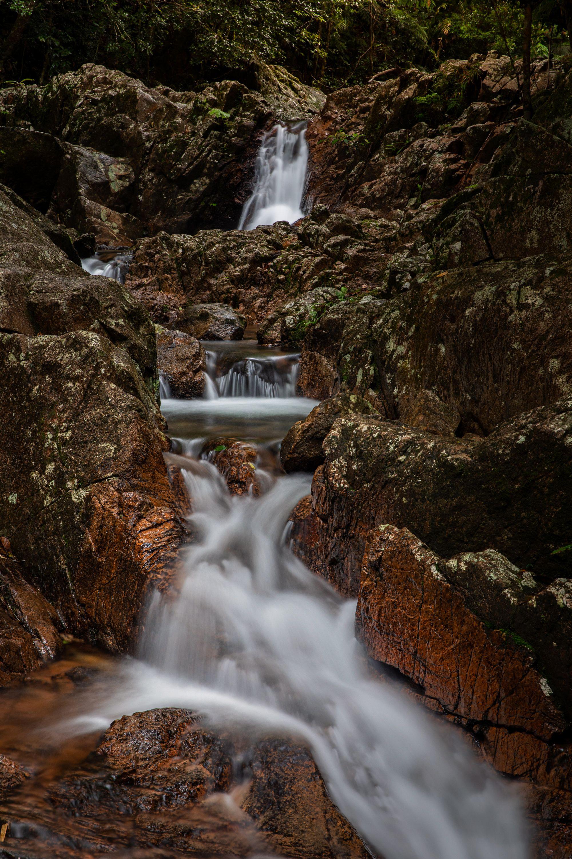 Cloudy Creek Falls, Paluma Range National Park