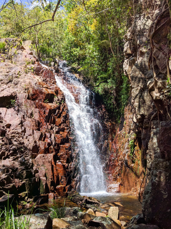 first waterfalls the cascades