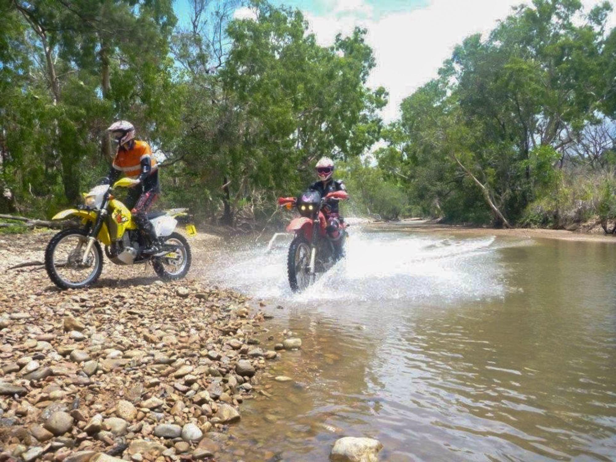ollera creek motobike