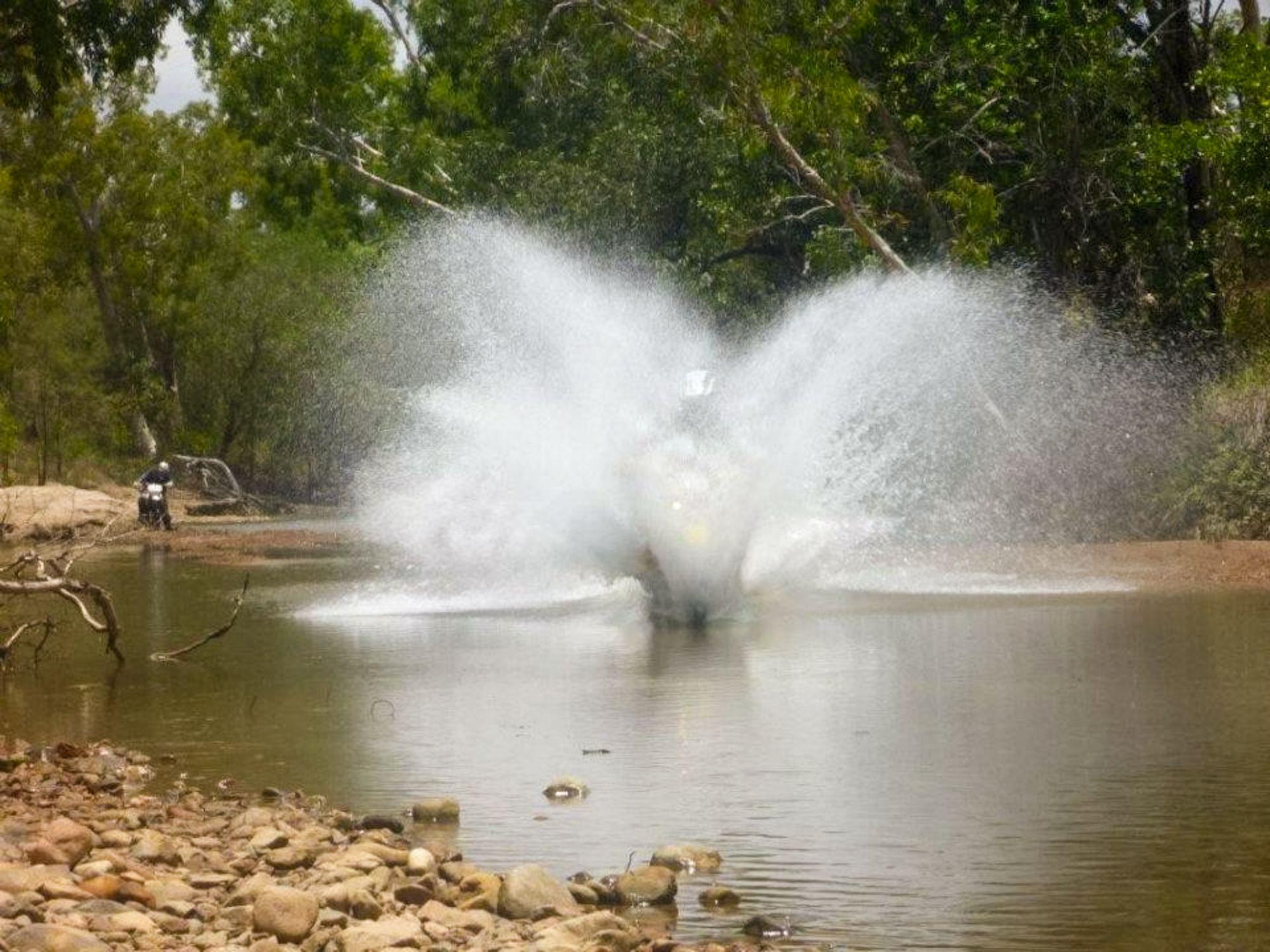 ollera creek water