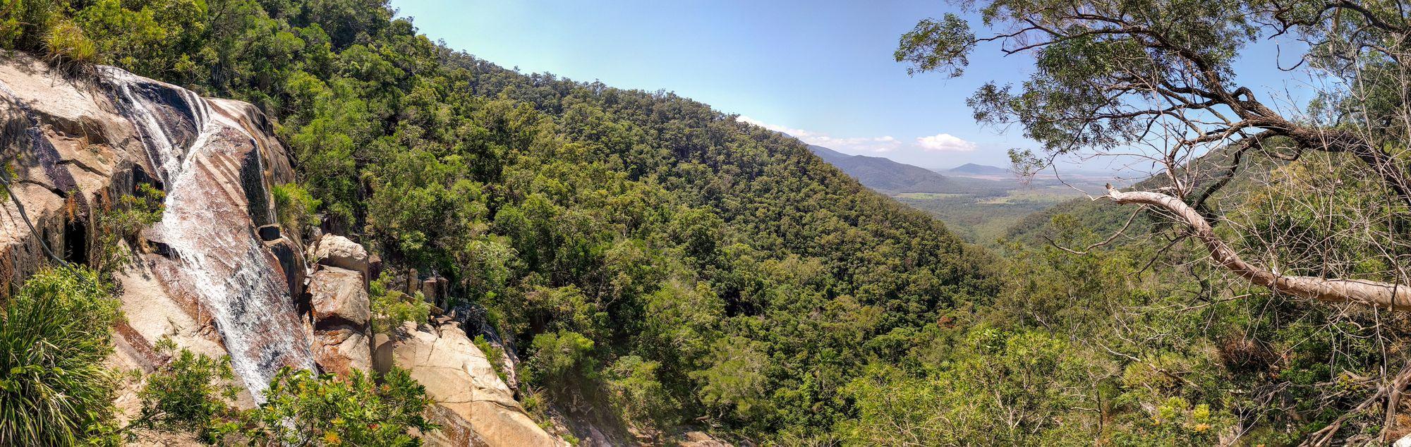 the cascades pano