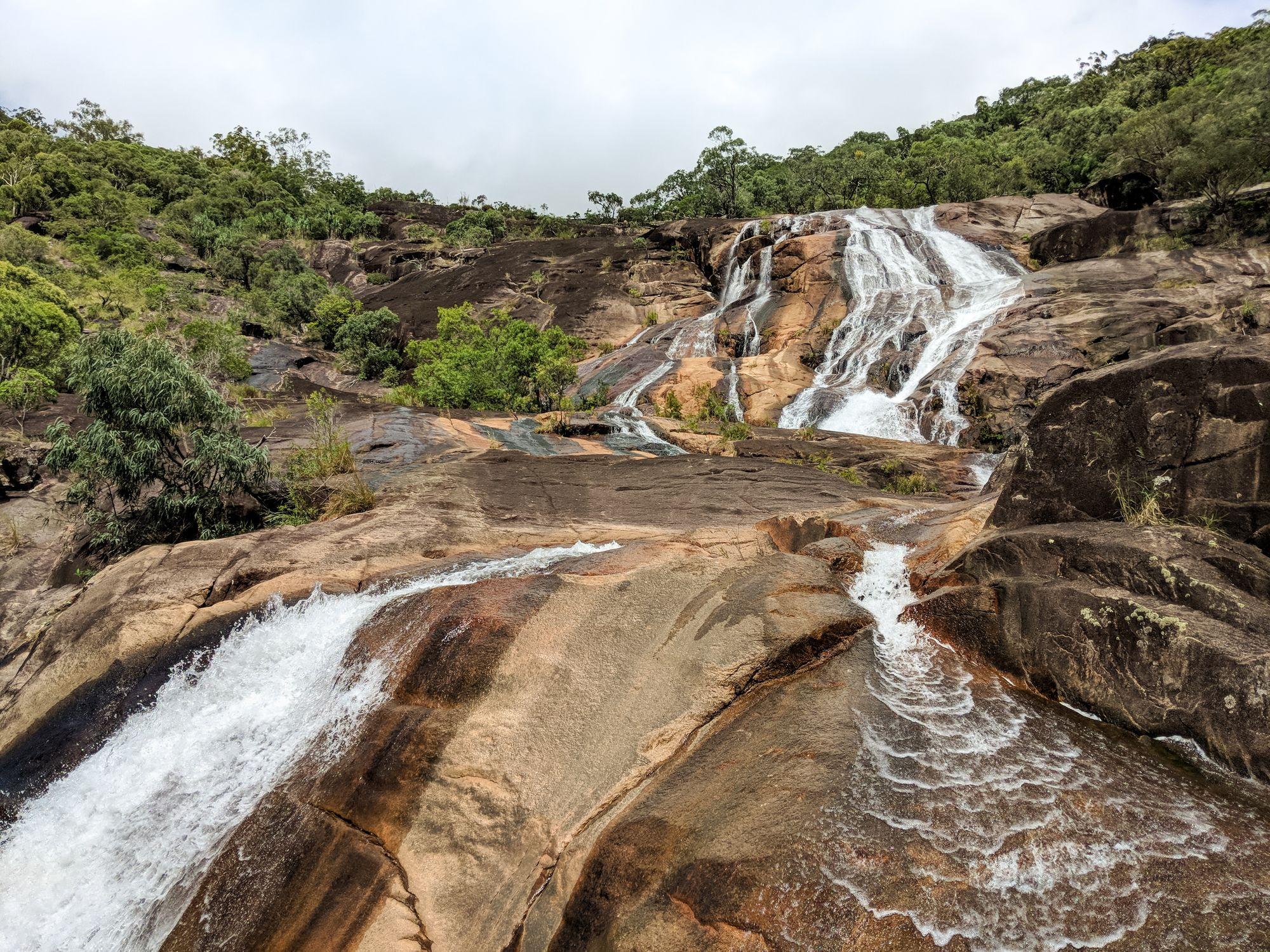 alligator creek upper falls