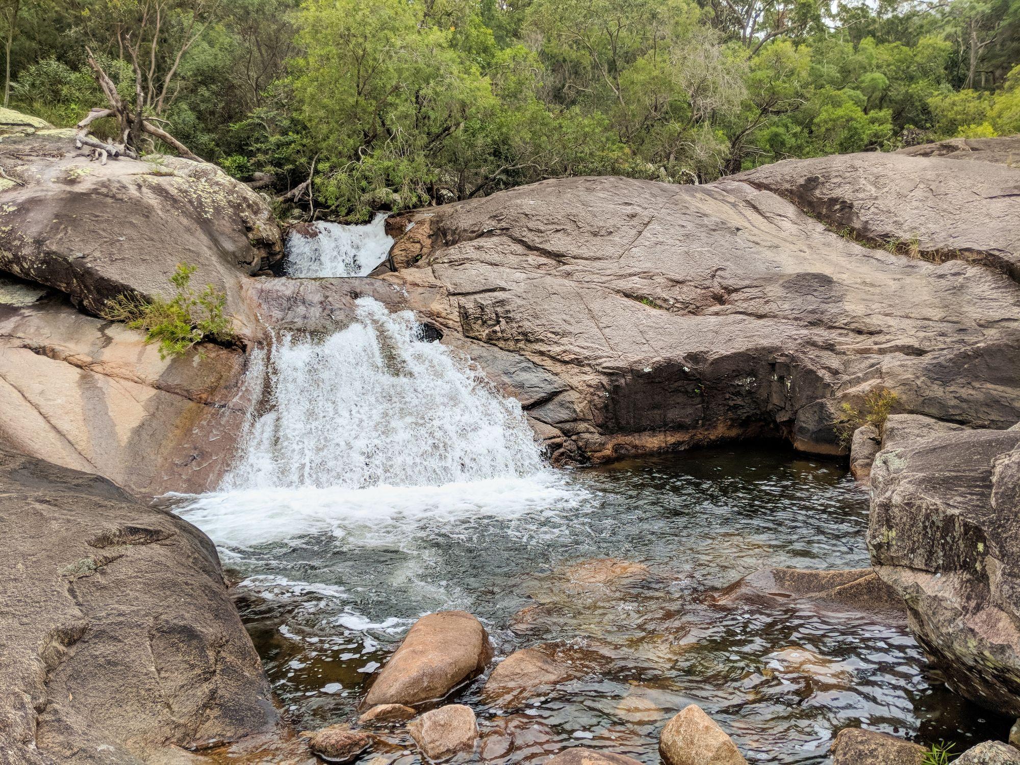 alligator creek waterfalls