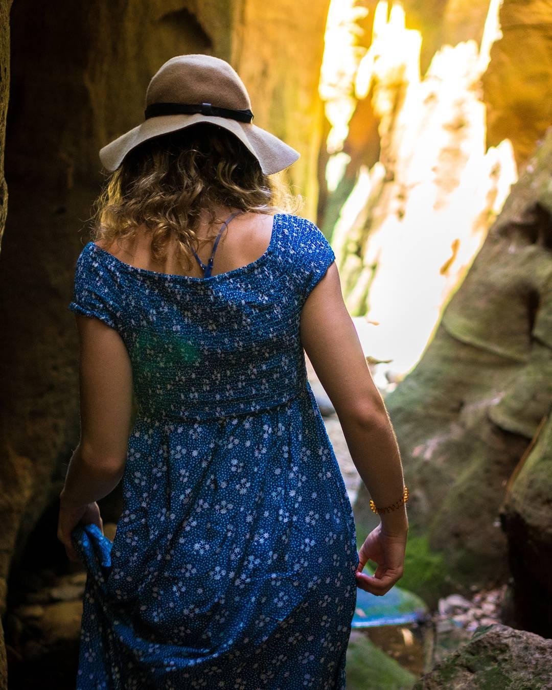 anna lansing canarvon gorge