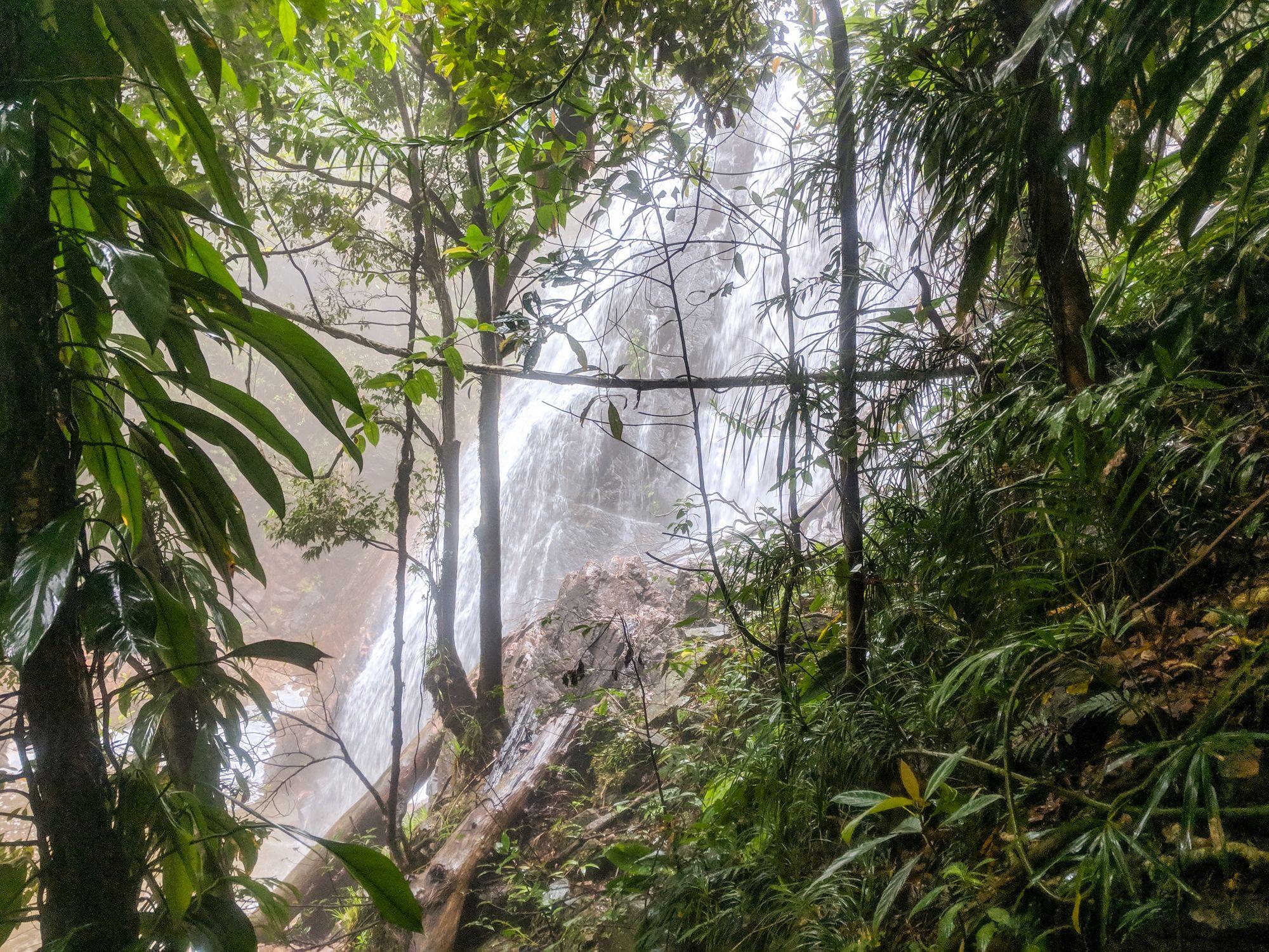 gold creek falls side