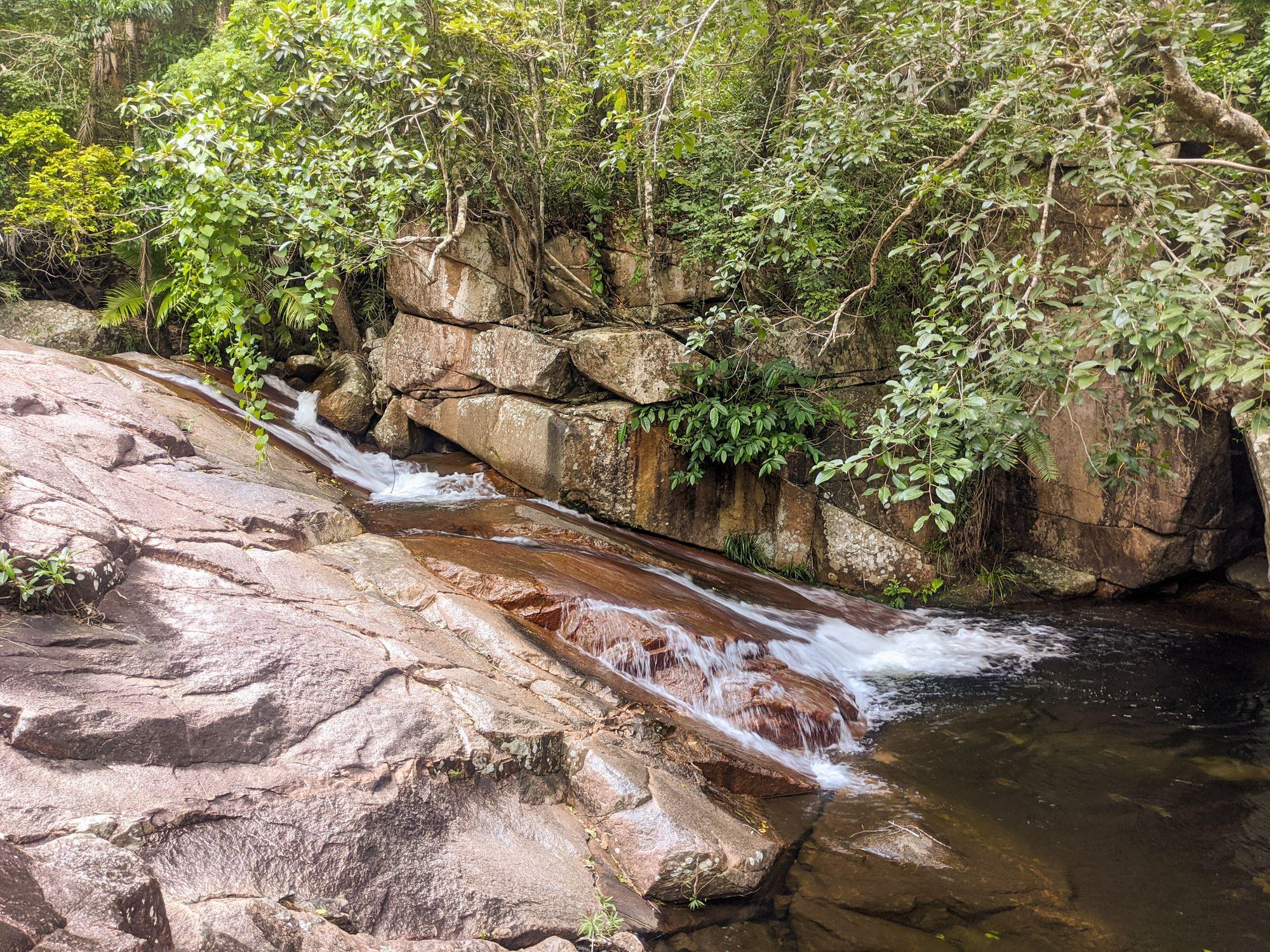 st margaret creek slides