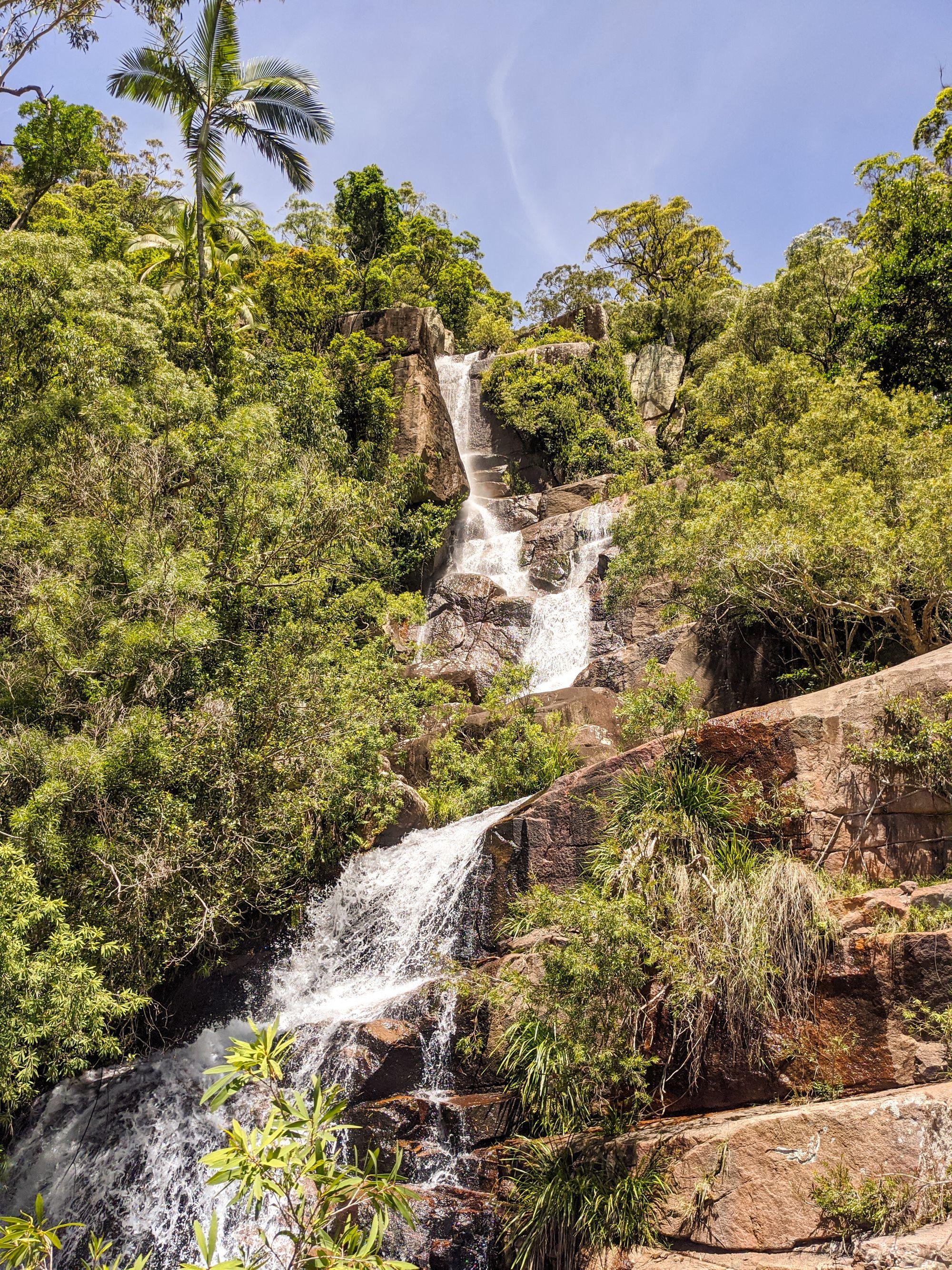 top cascades