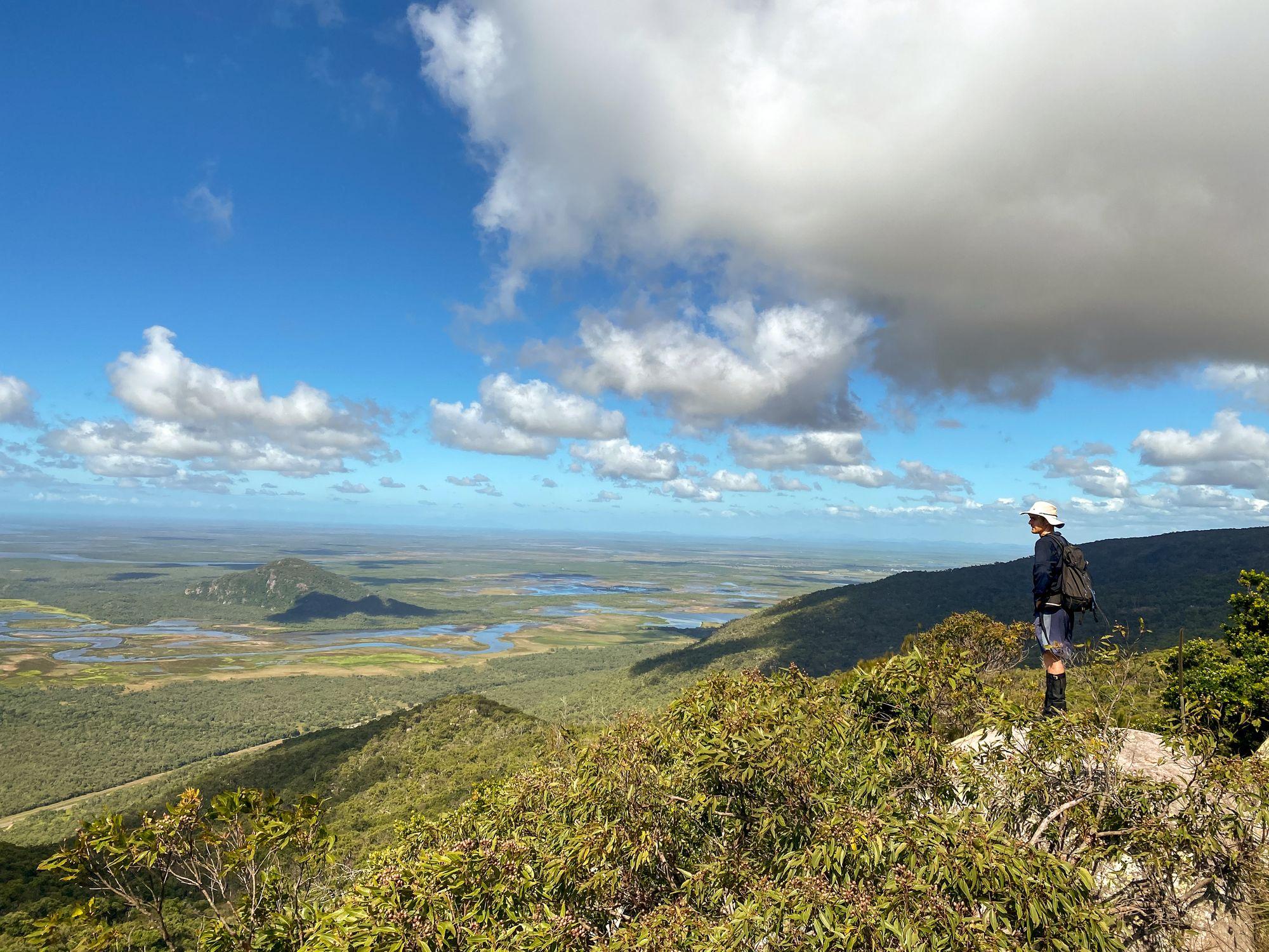 Luen Warneke Mount Storth