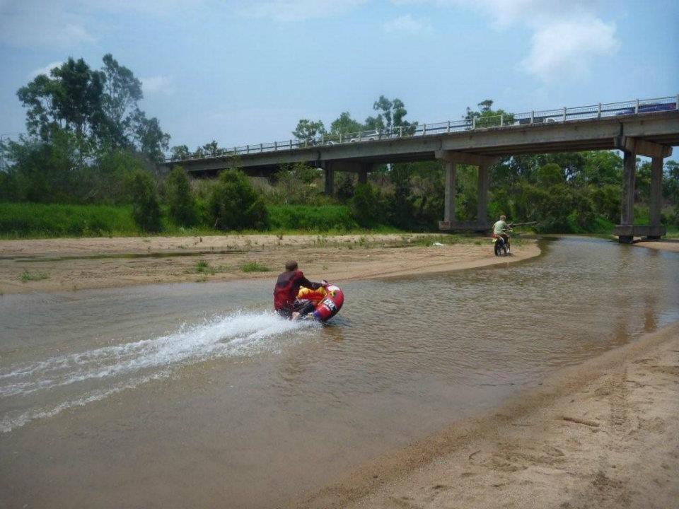 black river tubing dirt bike
