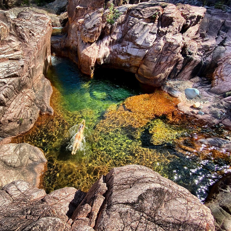 lizard gorge ollera creek 1