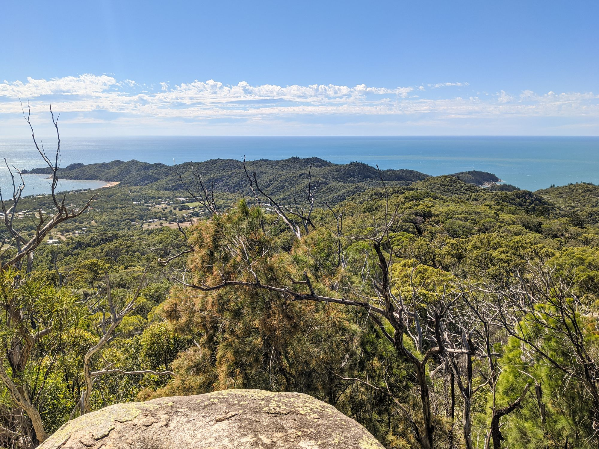 mt paluma magnetic island views