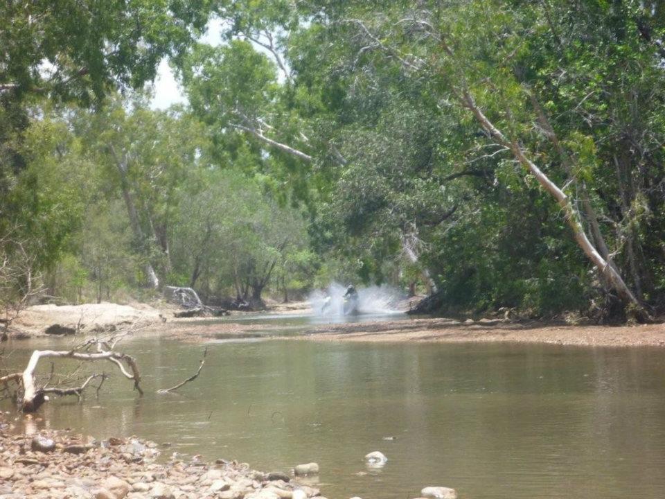 ollera creek dirt biking
