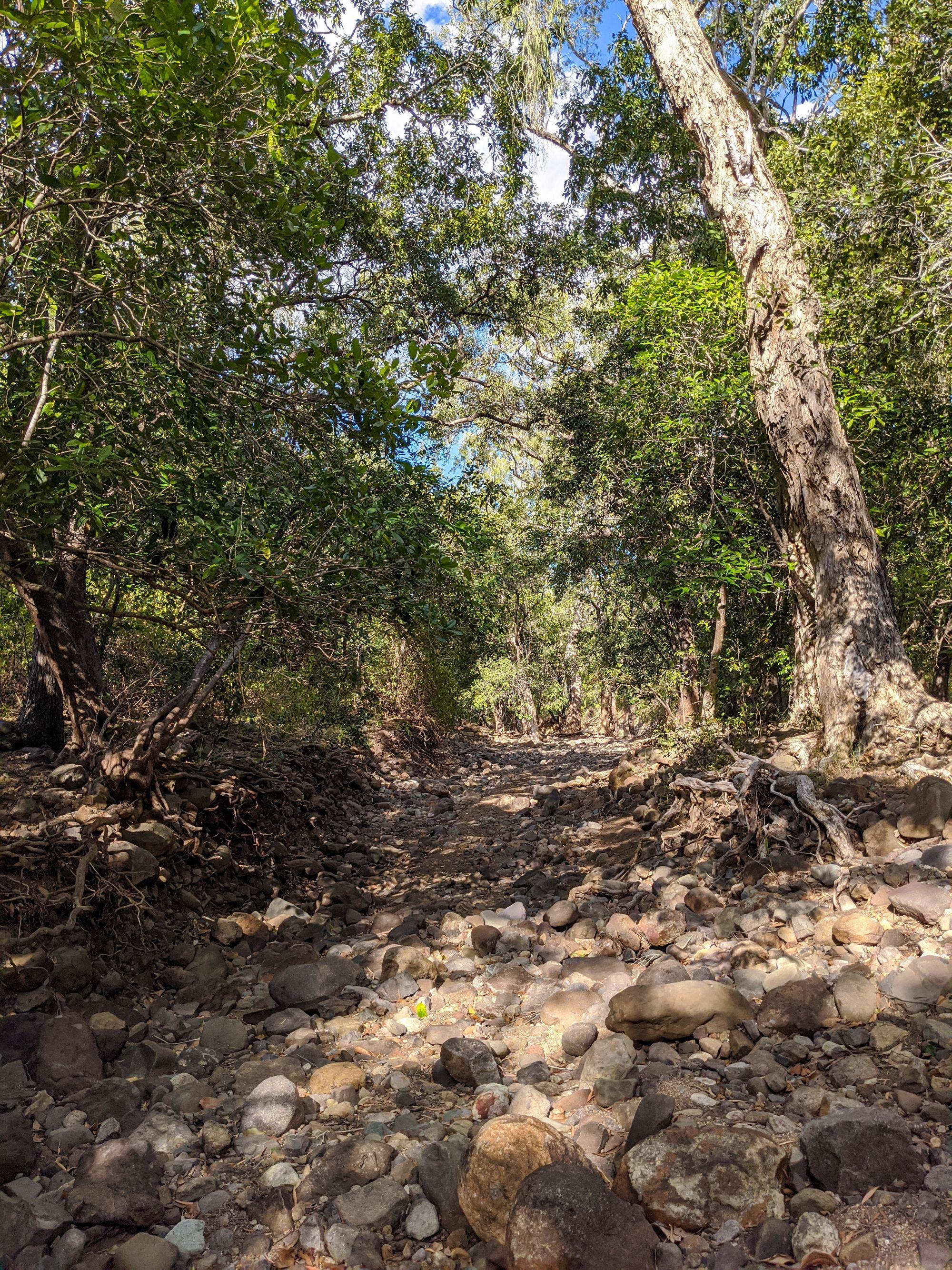 slippery rocks creek townsville