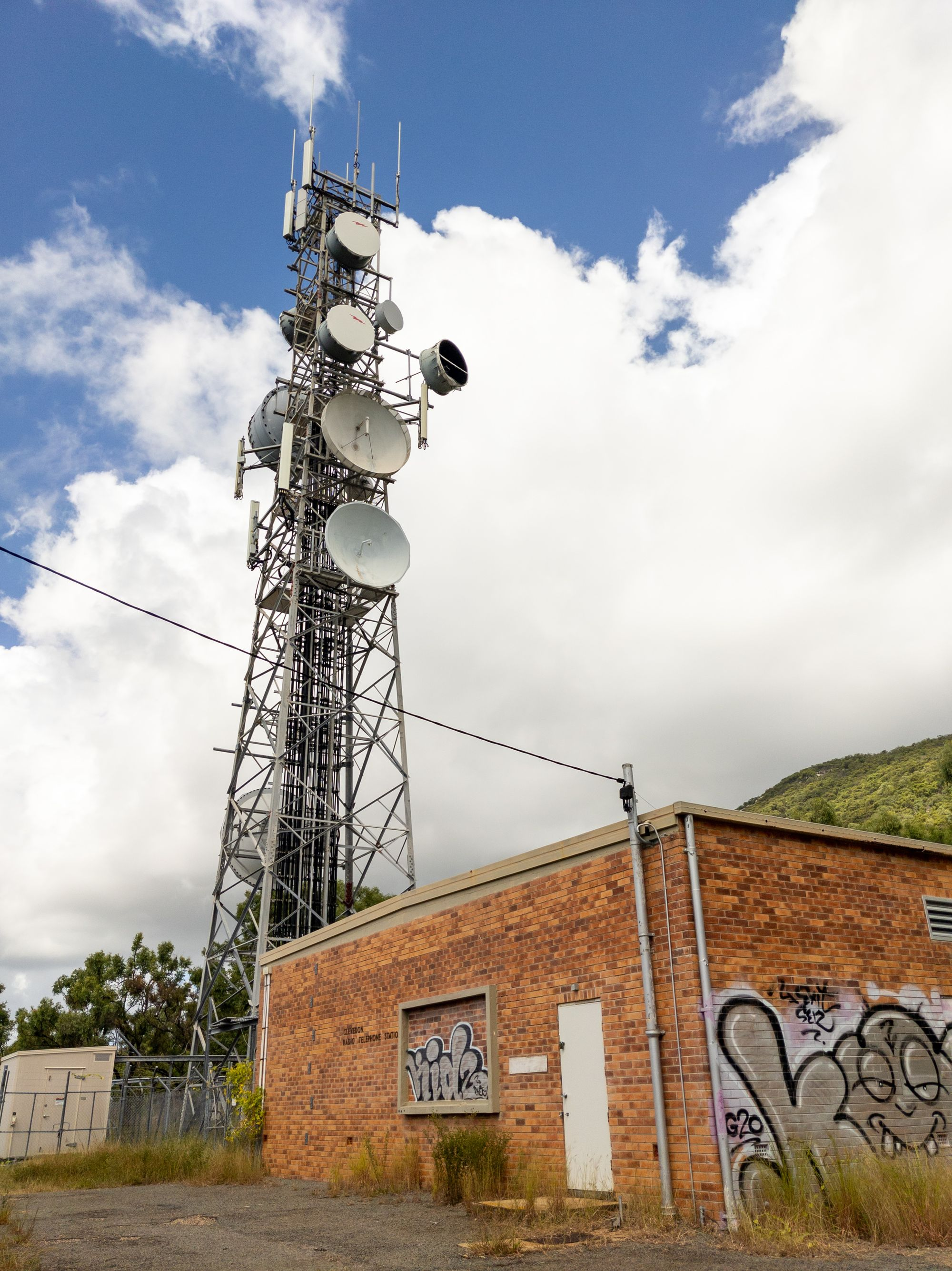telecom towers storth