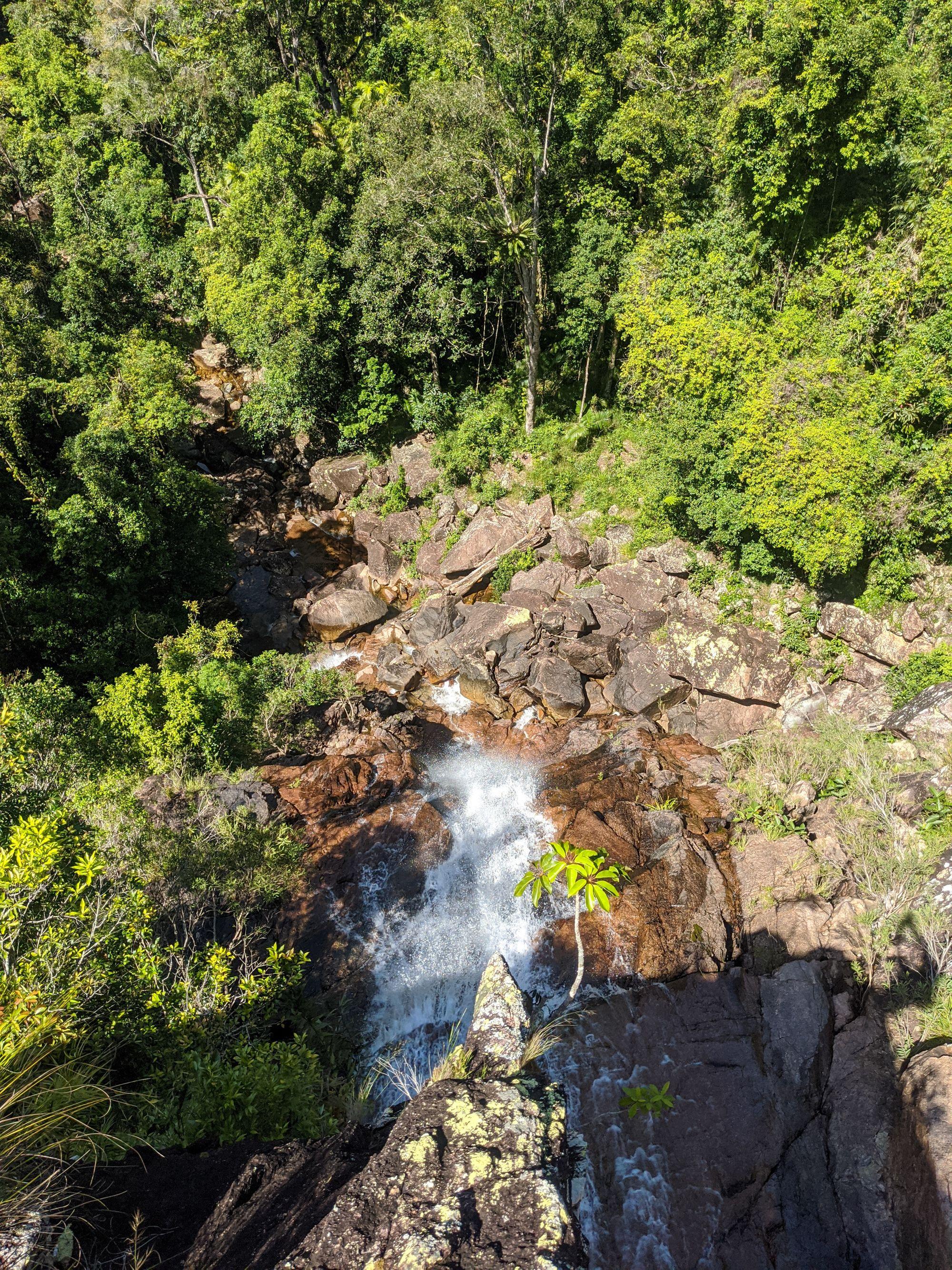 top of falls paluma range 1