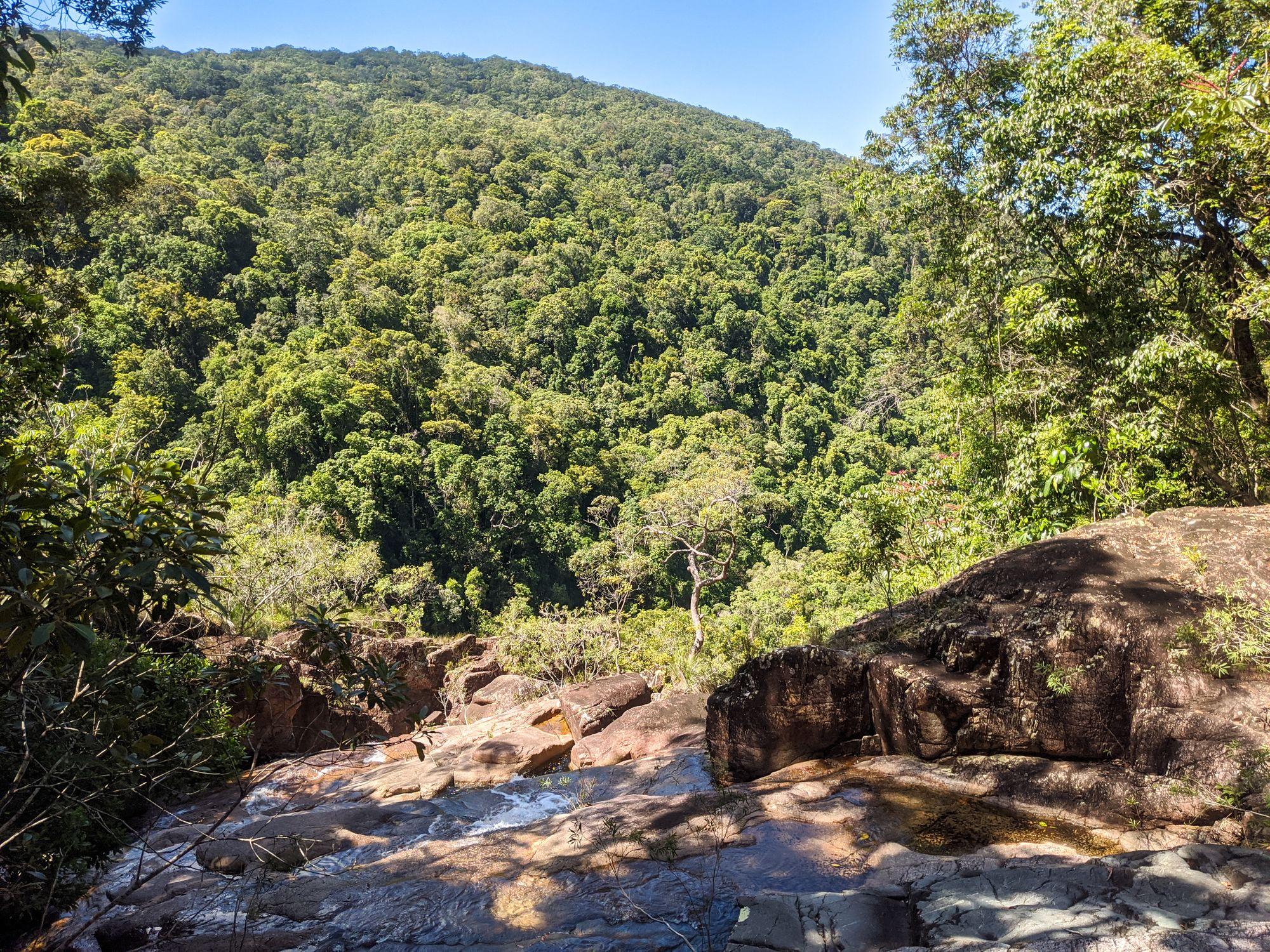 upper bullocky toms creek views