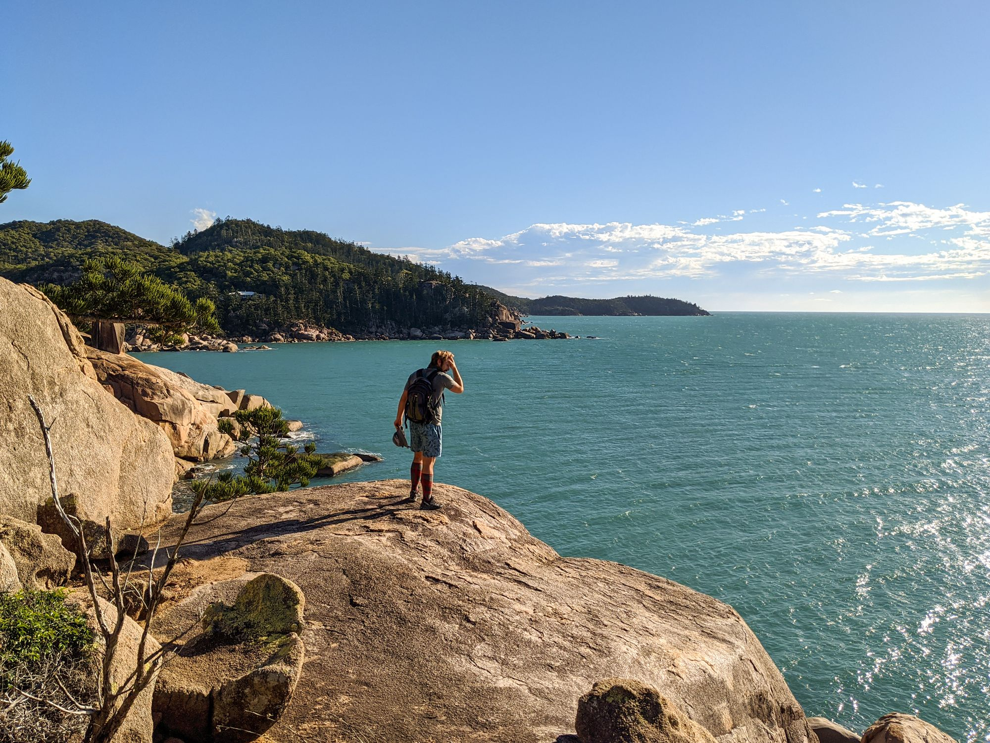Bremmer Point magnetic island