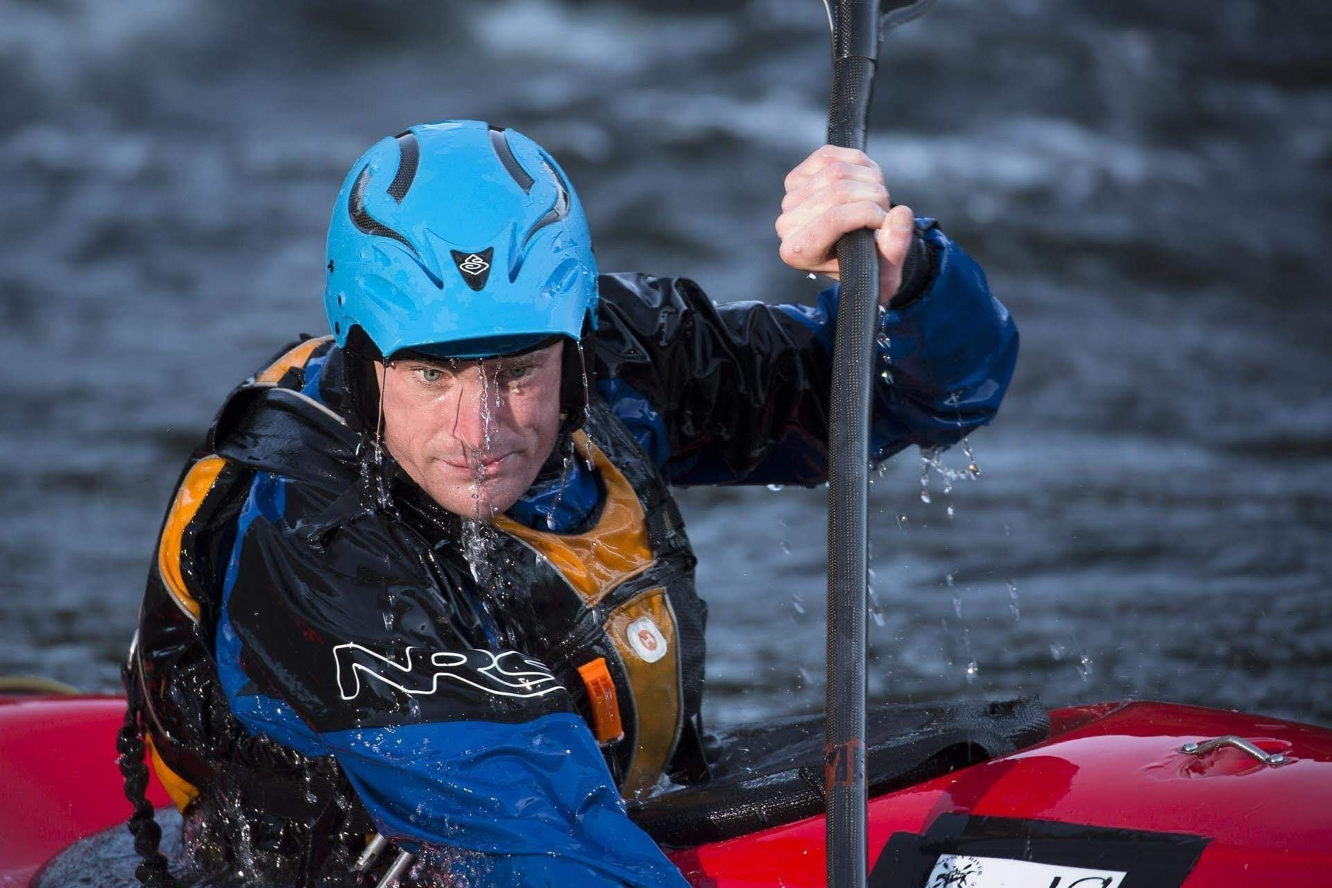 Brendan Moore Snowy River Extreme Race