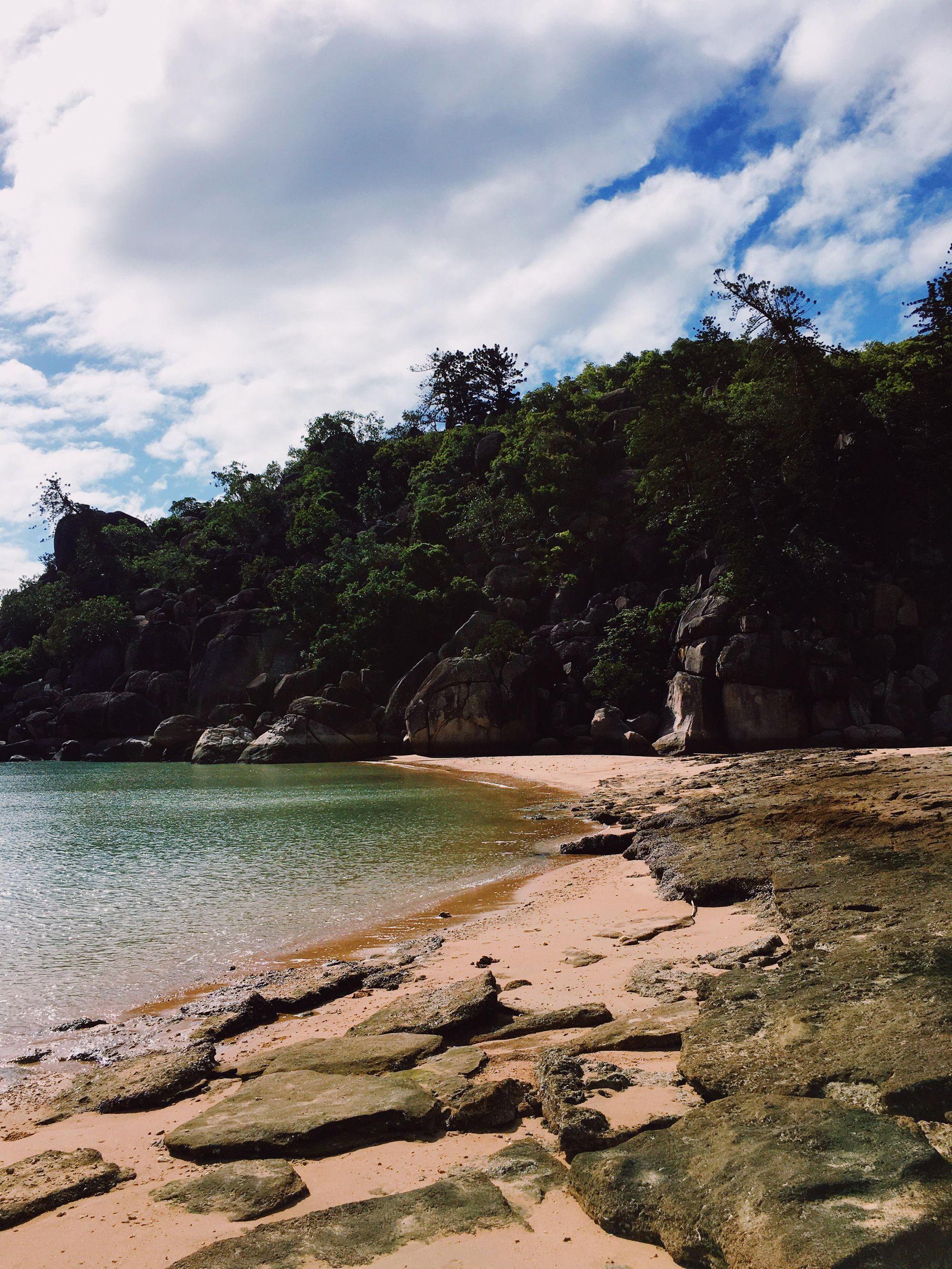 Maud Beach Bay Magnetic Island
