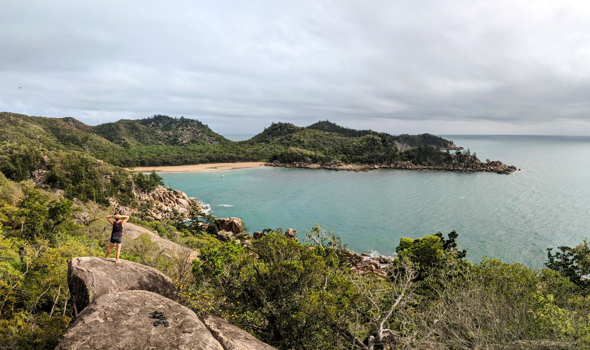 magnetic island off track