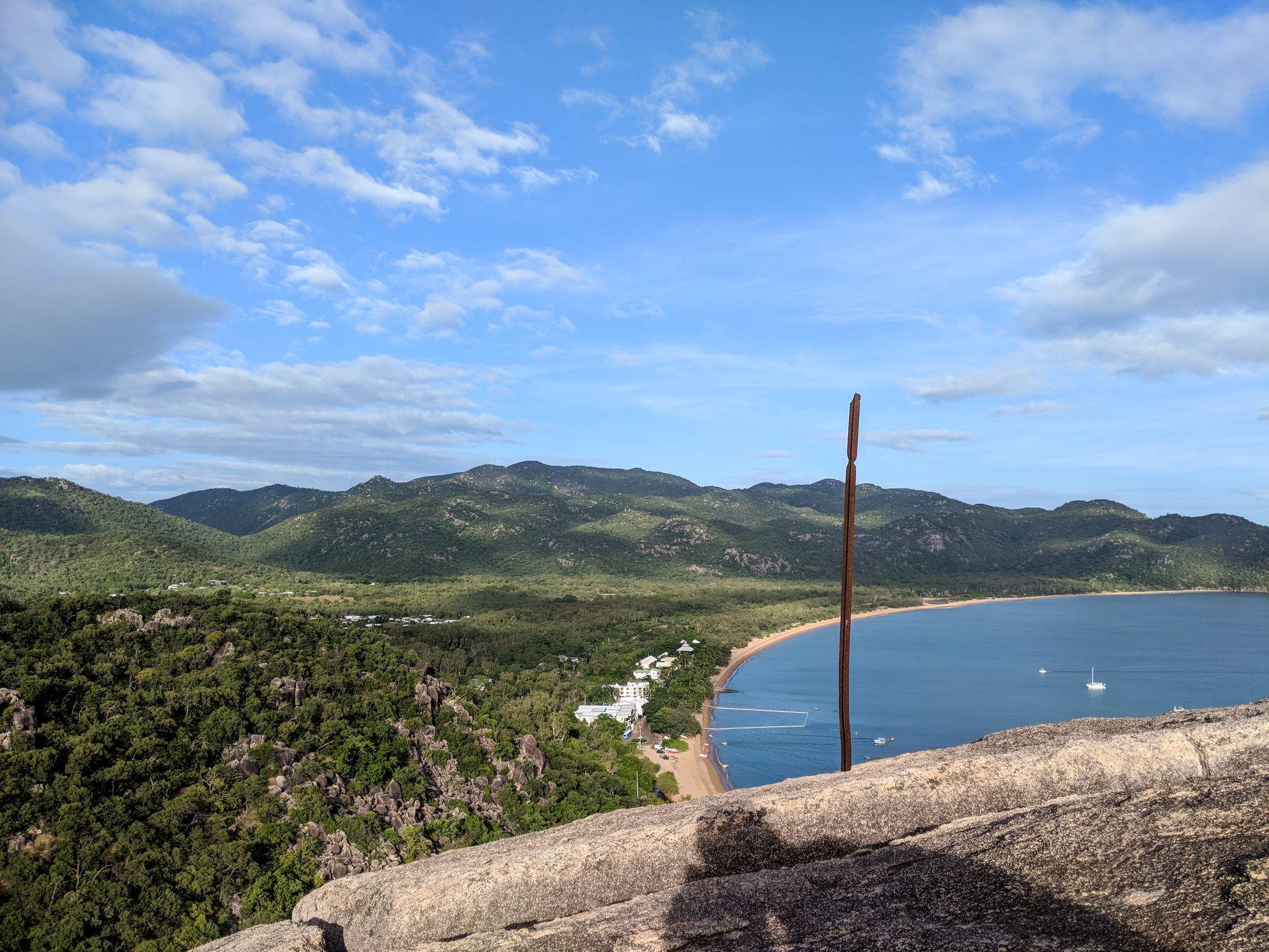 picket peak magnetic island