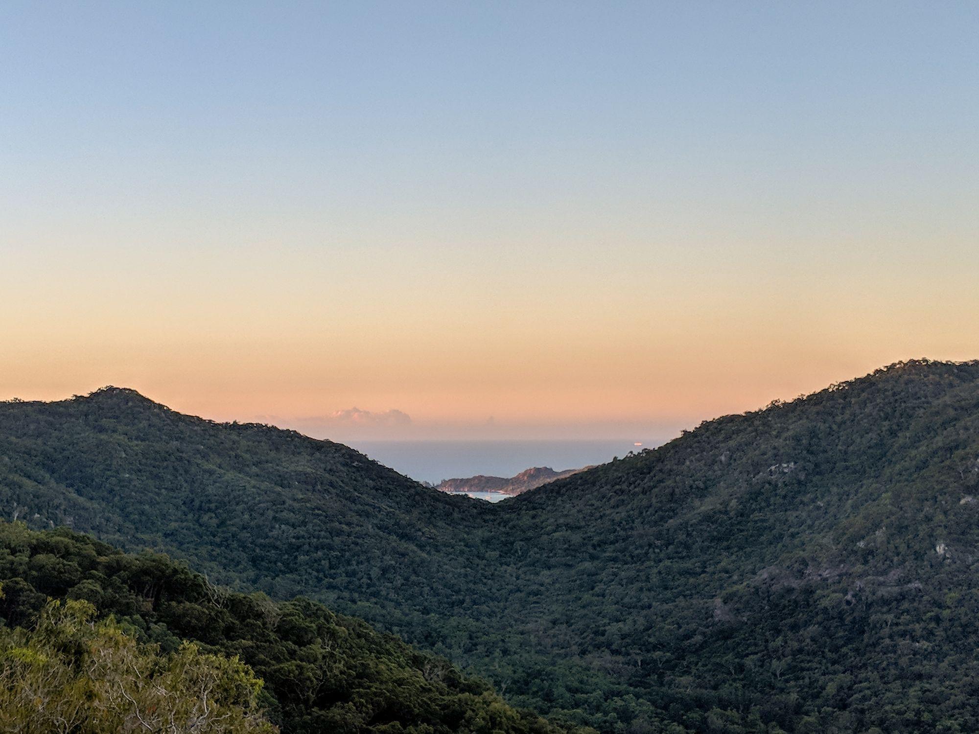pride rock sunset valley