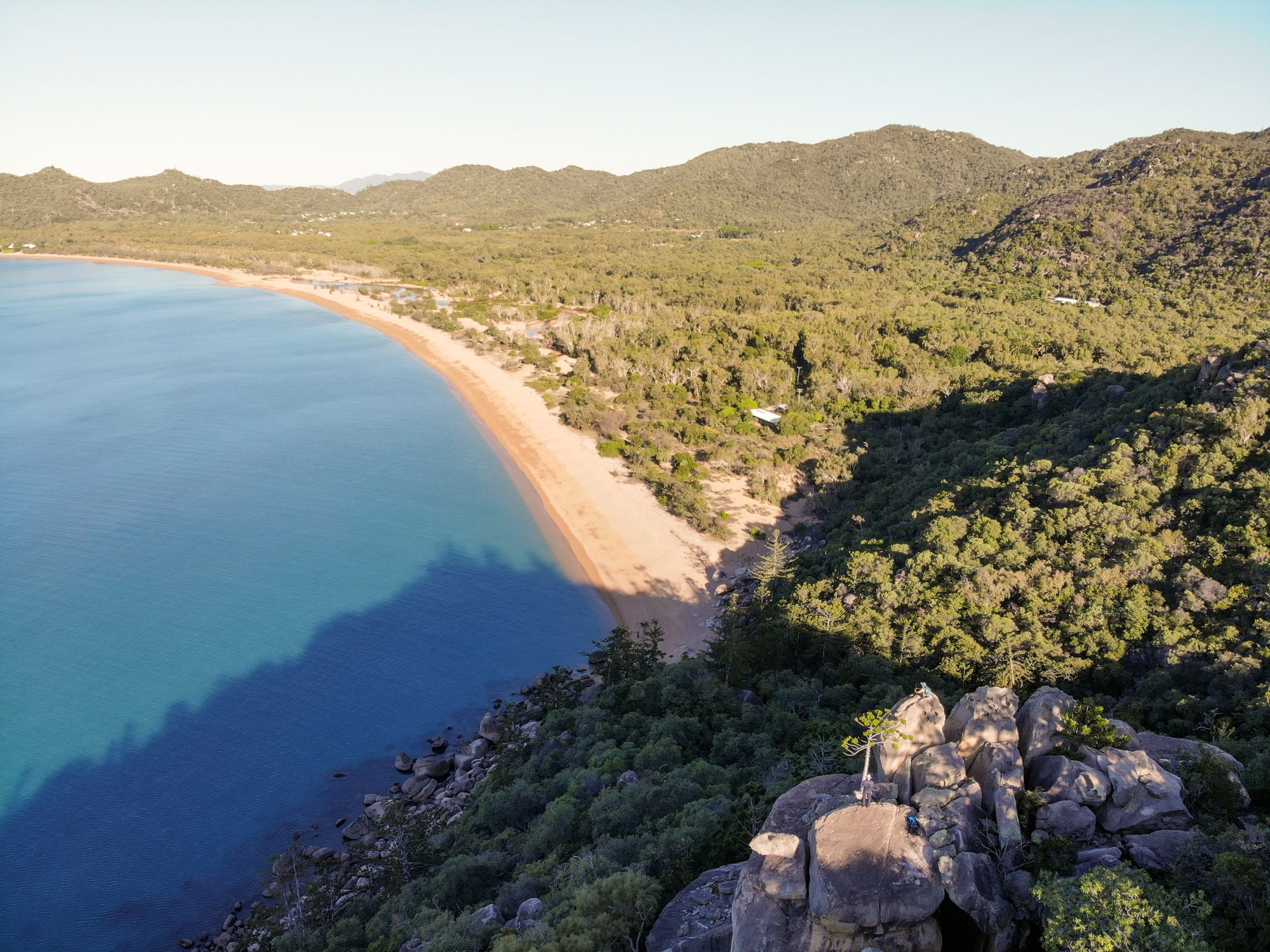 split rock lookout magnetic island