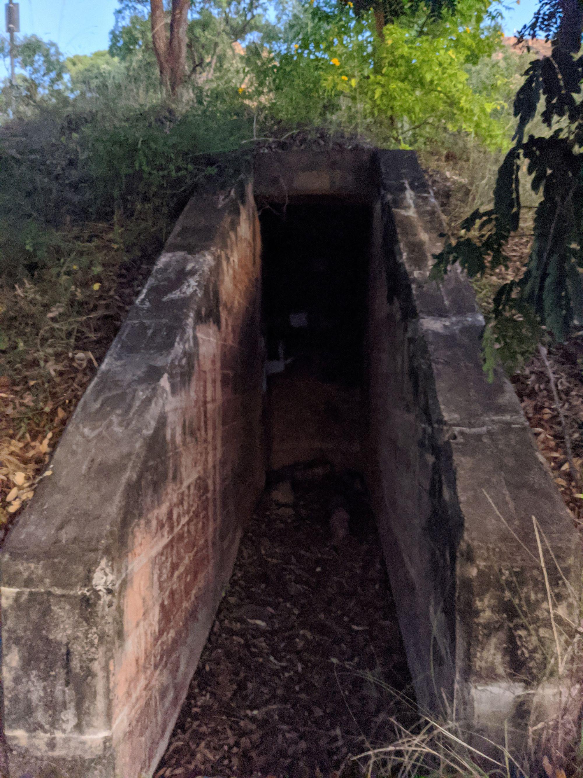 castle hill ww2 bunker