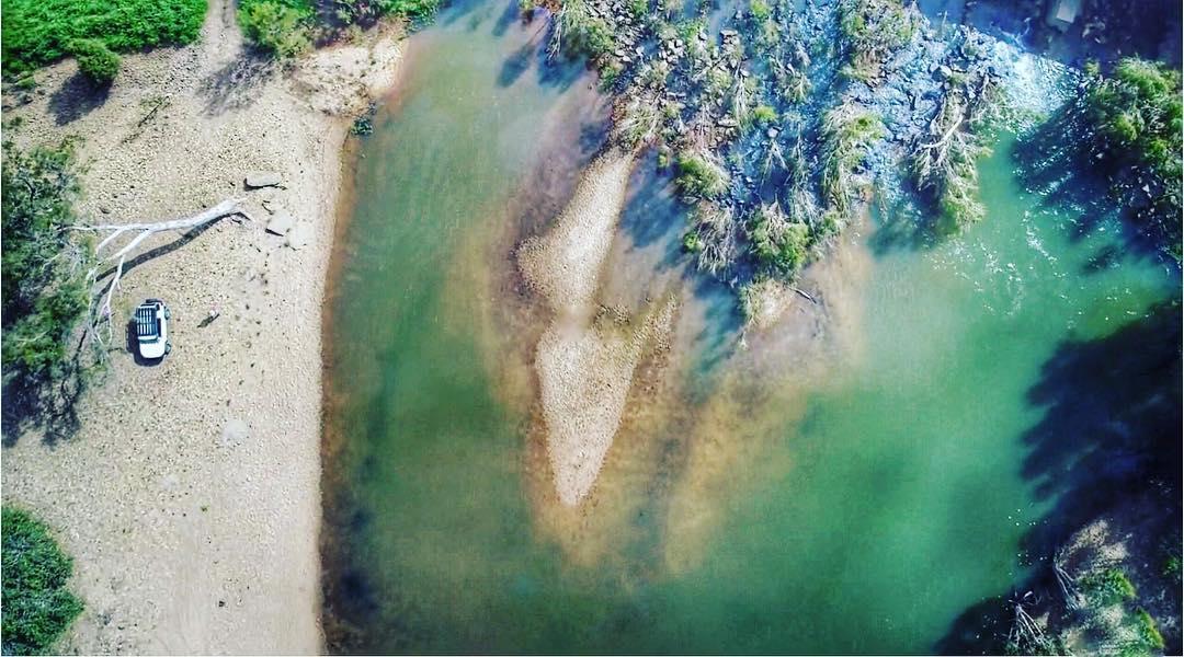 keelbottom creek 4wd camping hervey range