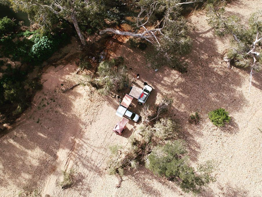 keelbottom creek camping hervey range