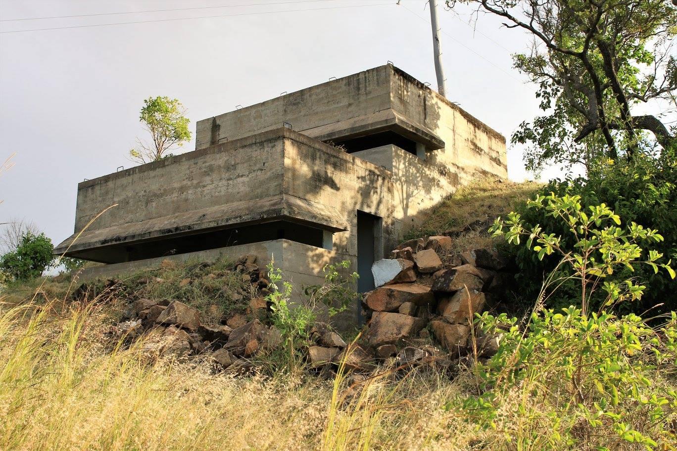 Cape Pallarenda ww2 bunker