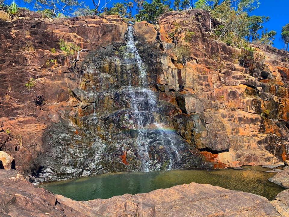 Mountain Creek Falls