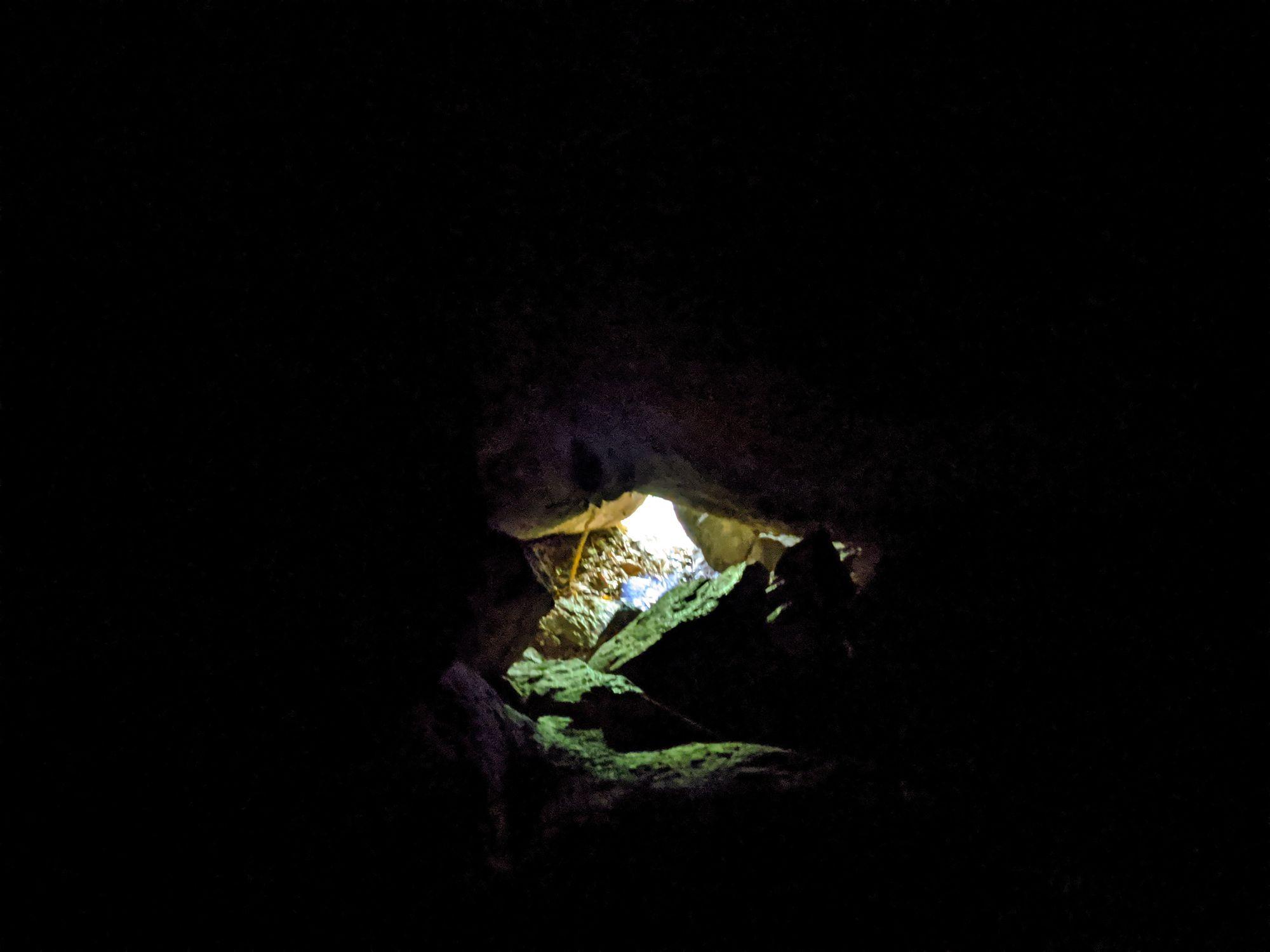 Mt Burrumbush Feltham Cone cave