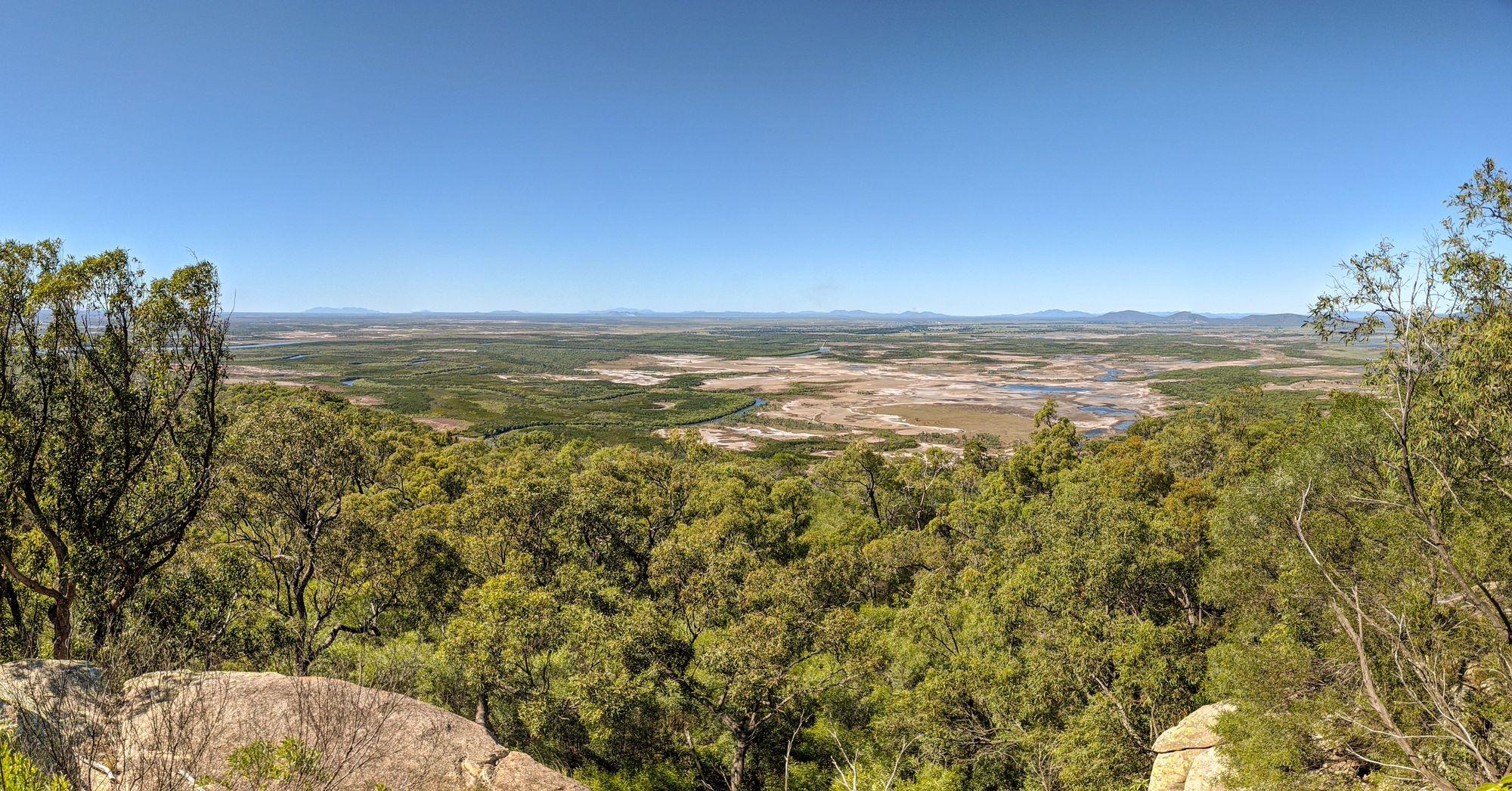 Mt Burrumbush Feltham Cone pano