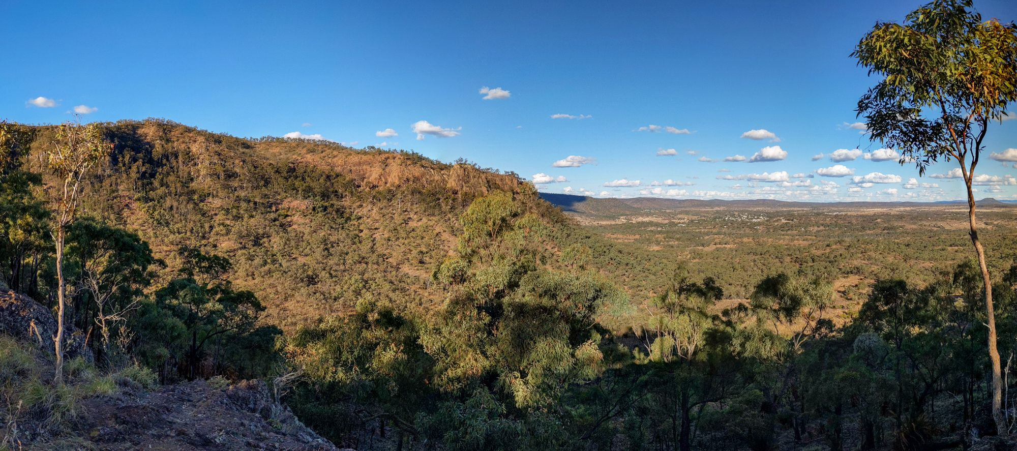 Springsure Lookout Minerva Hills National Park